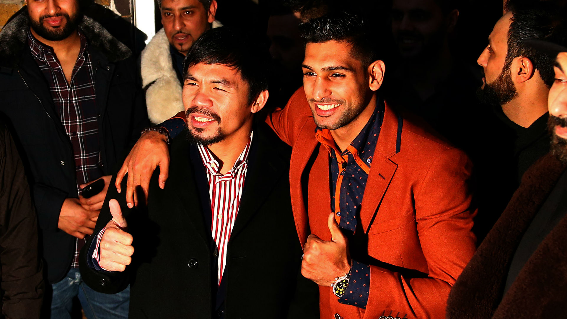 Khan claims Pacquiao fight agreed for November 8 in Riyadh