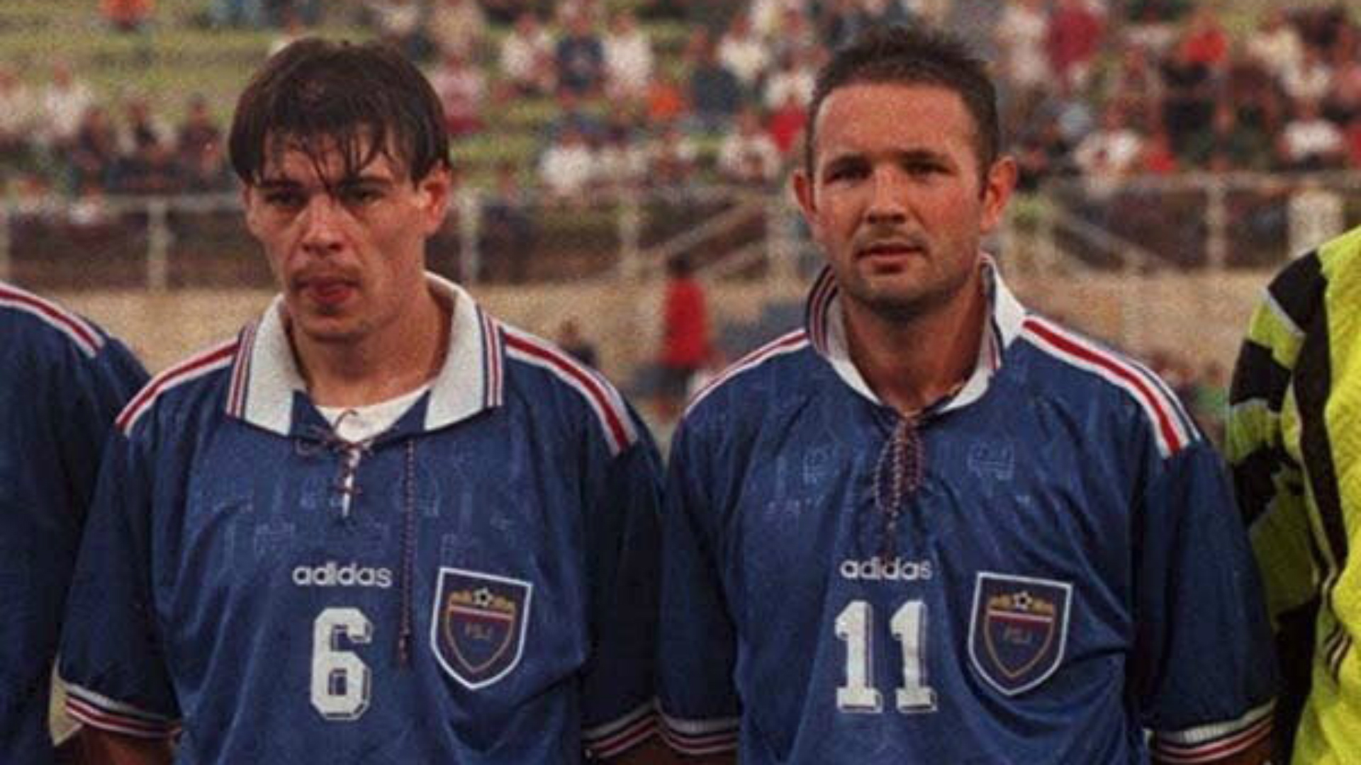 The best left-footed player ever – Milosevic hails Mihajlovic