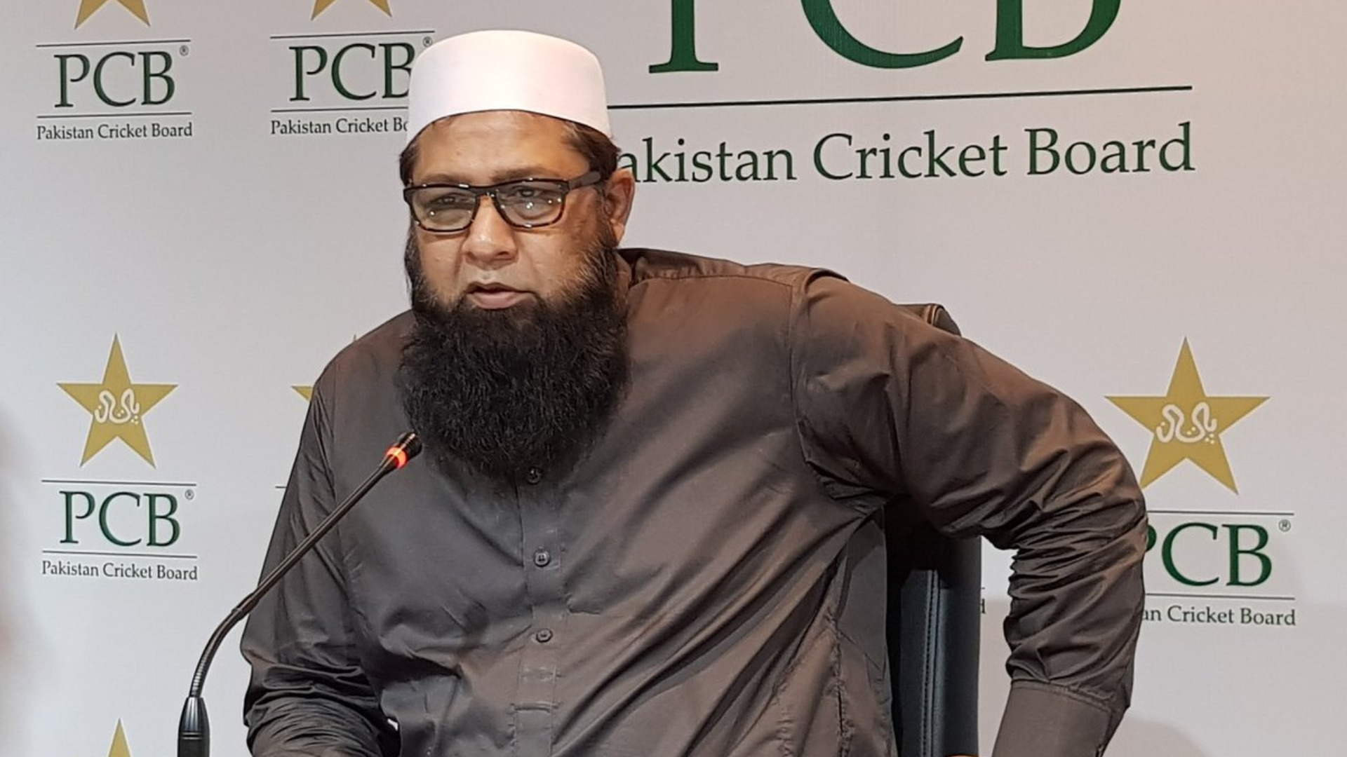 Inzamam to step down as Pakistan selector