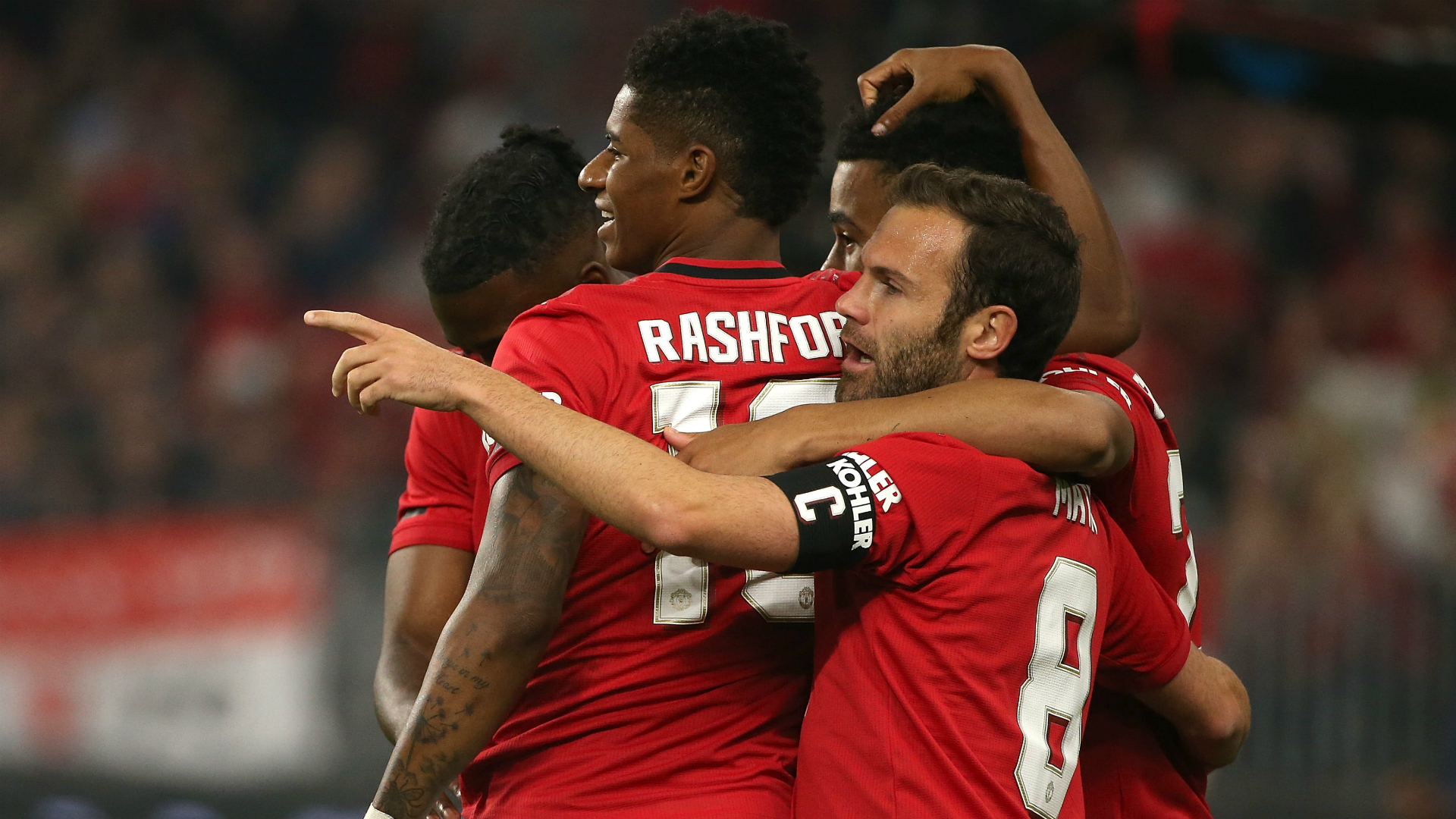 Manchester United rout Leeds in impressive pre-season display