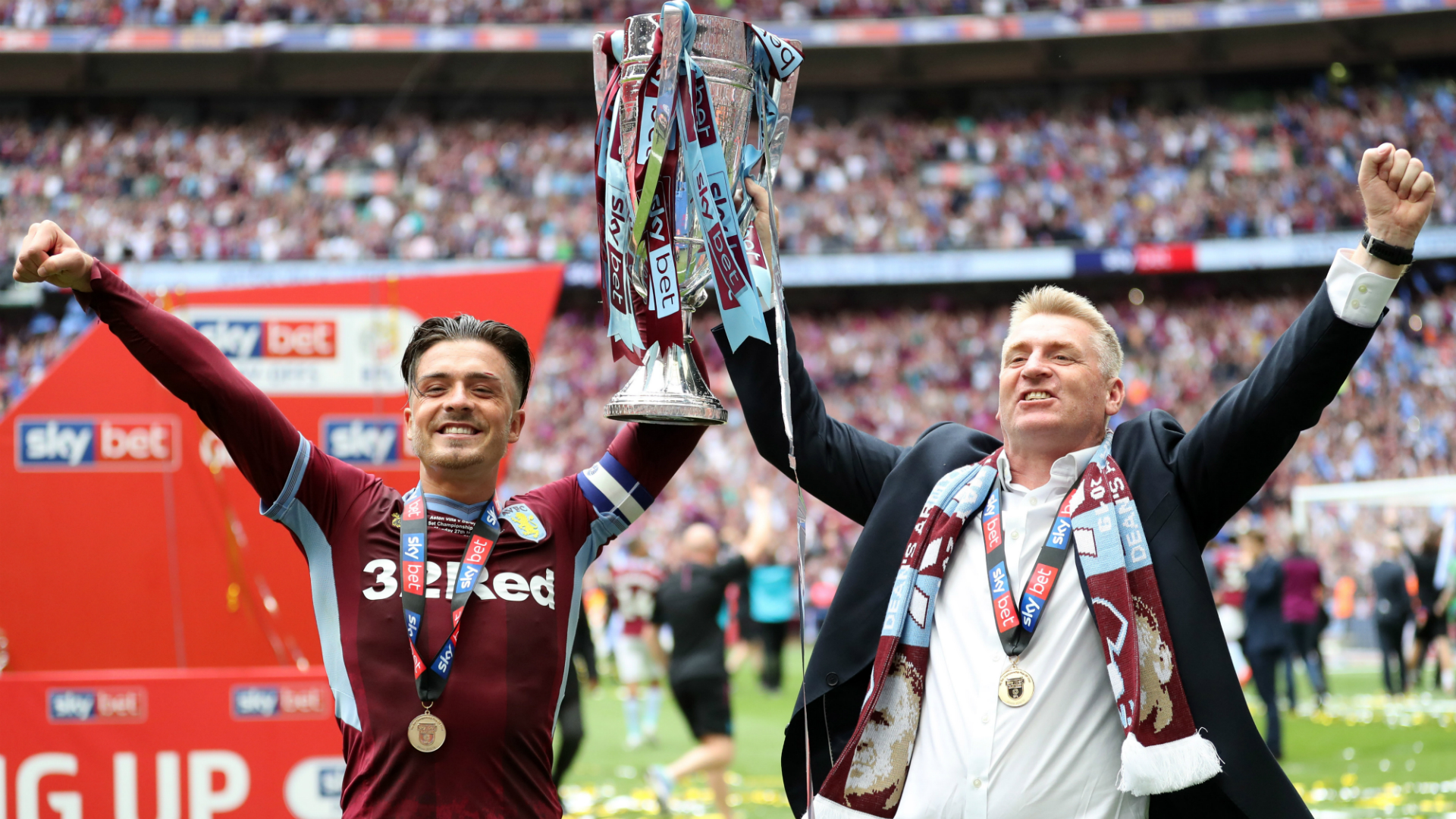 Aston Villa are a 'top six or seven club' – Milosevic revels in Premier League return