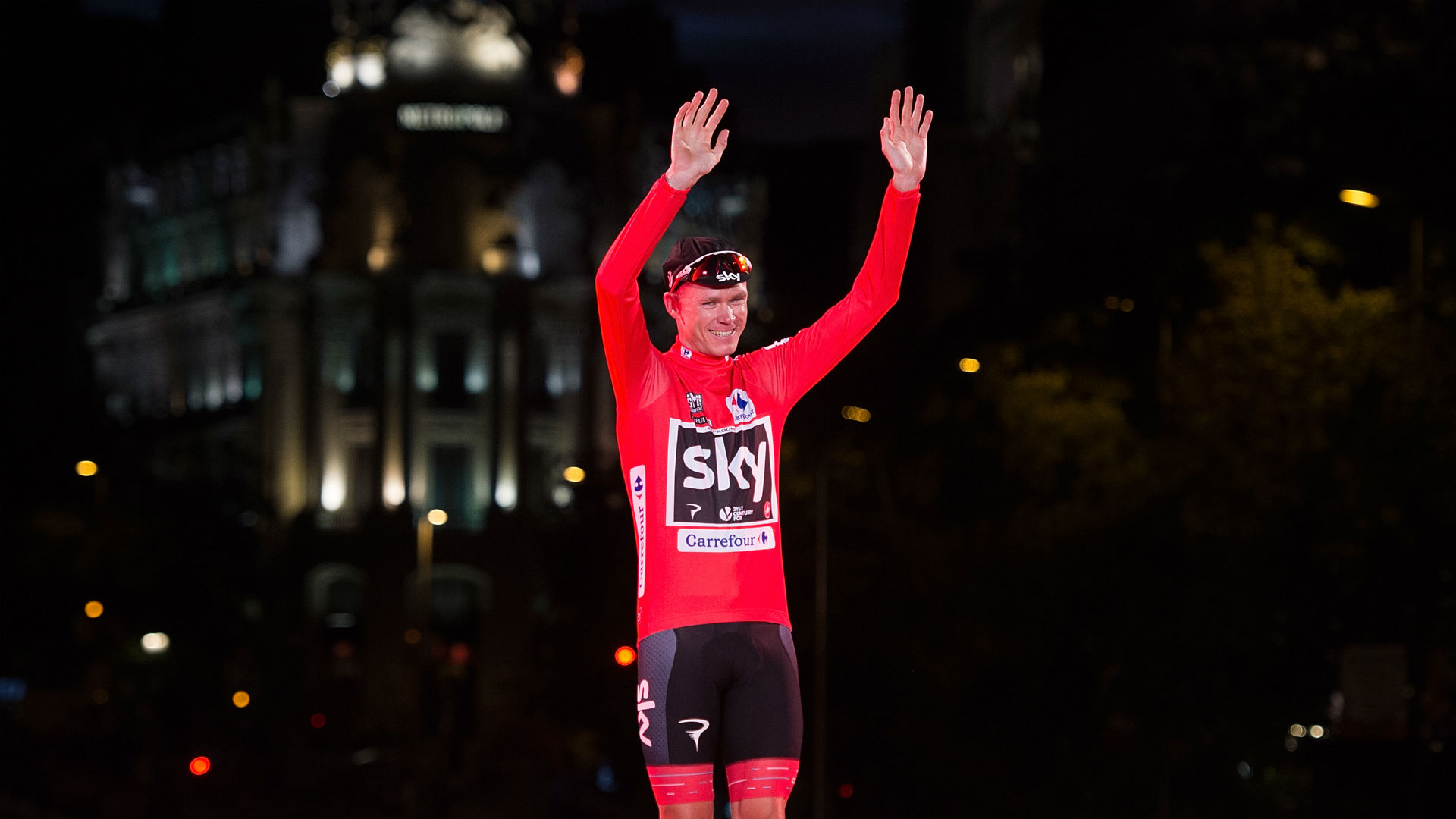 Froome awarded 2011 Vuelta title as Cobo is stripped of victory