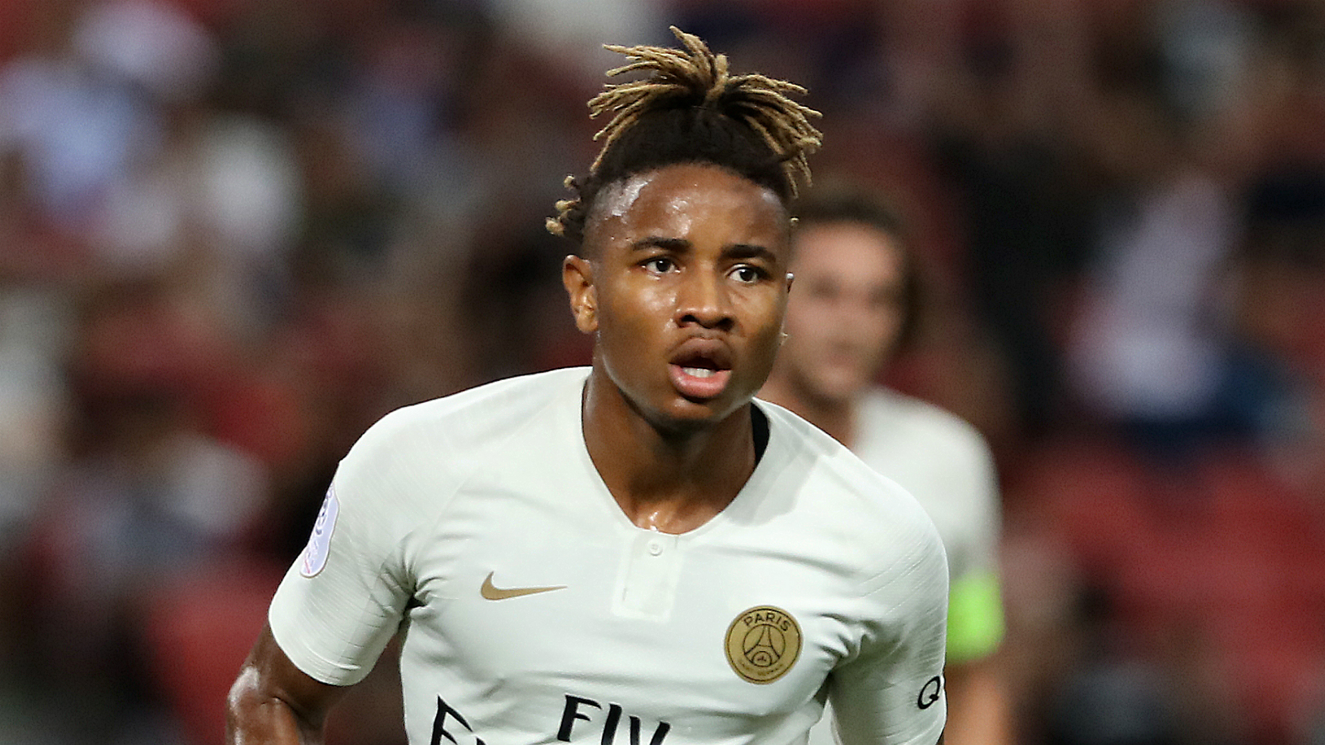 Nkunku leaves PSG for RB Leipzig on five-year deal