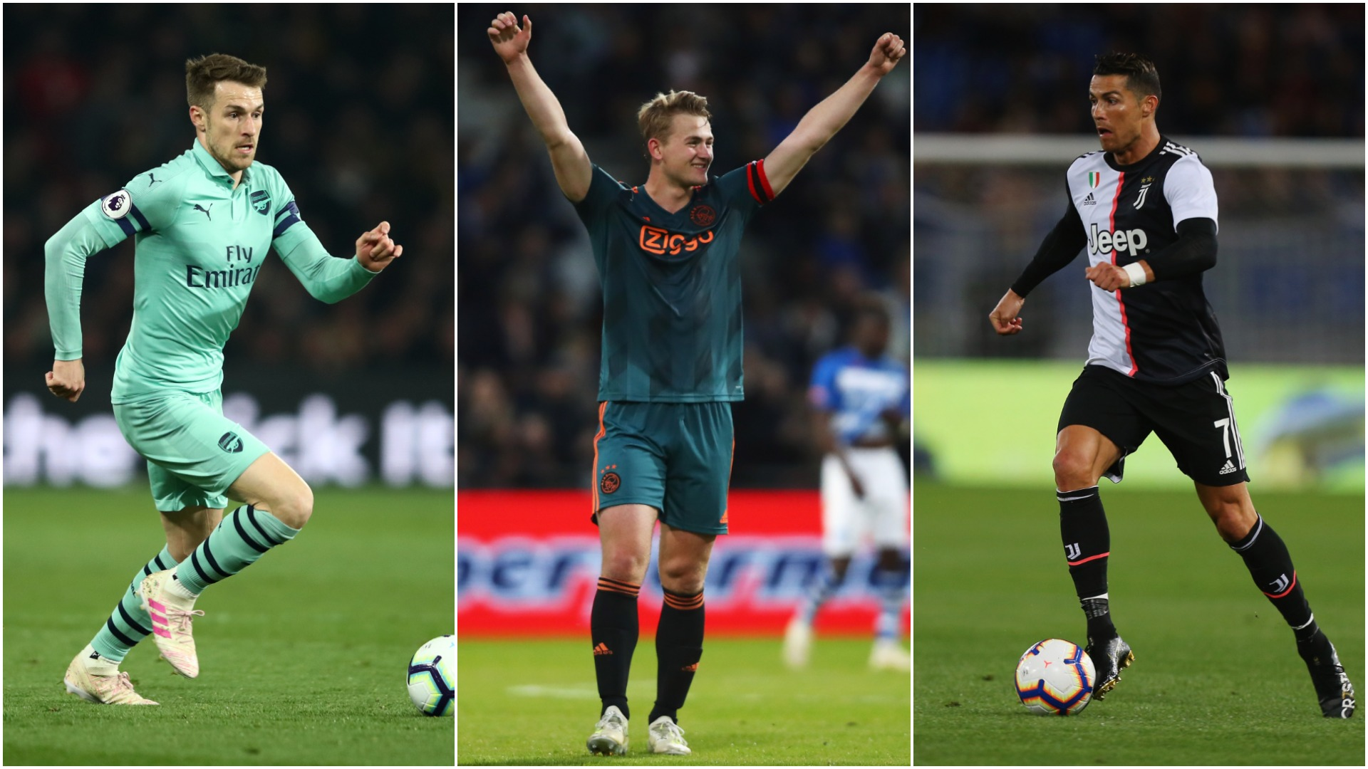 De Ligt to Juve: How Sarri's Bianconeri could line up next season