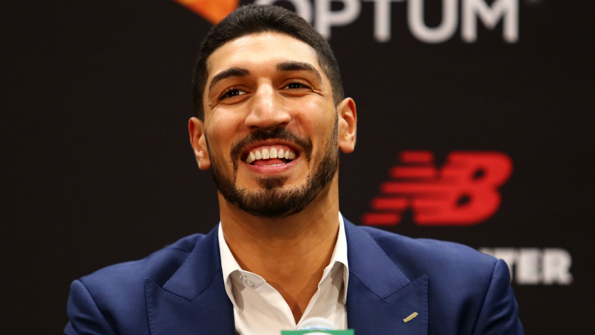 Kanter trolls Irving as he explains why he'll wear No. 11 with Celtics