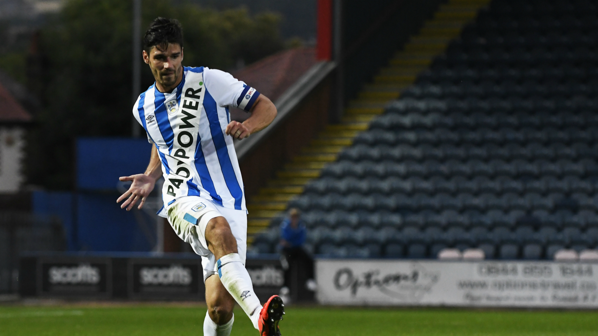 FA contacts Huddersfield Town regarding controversial kit