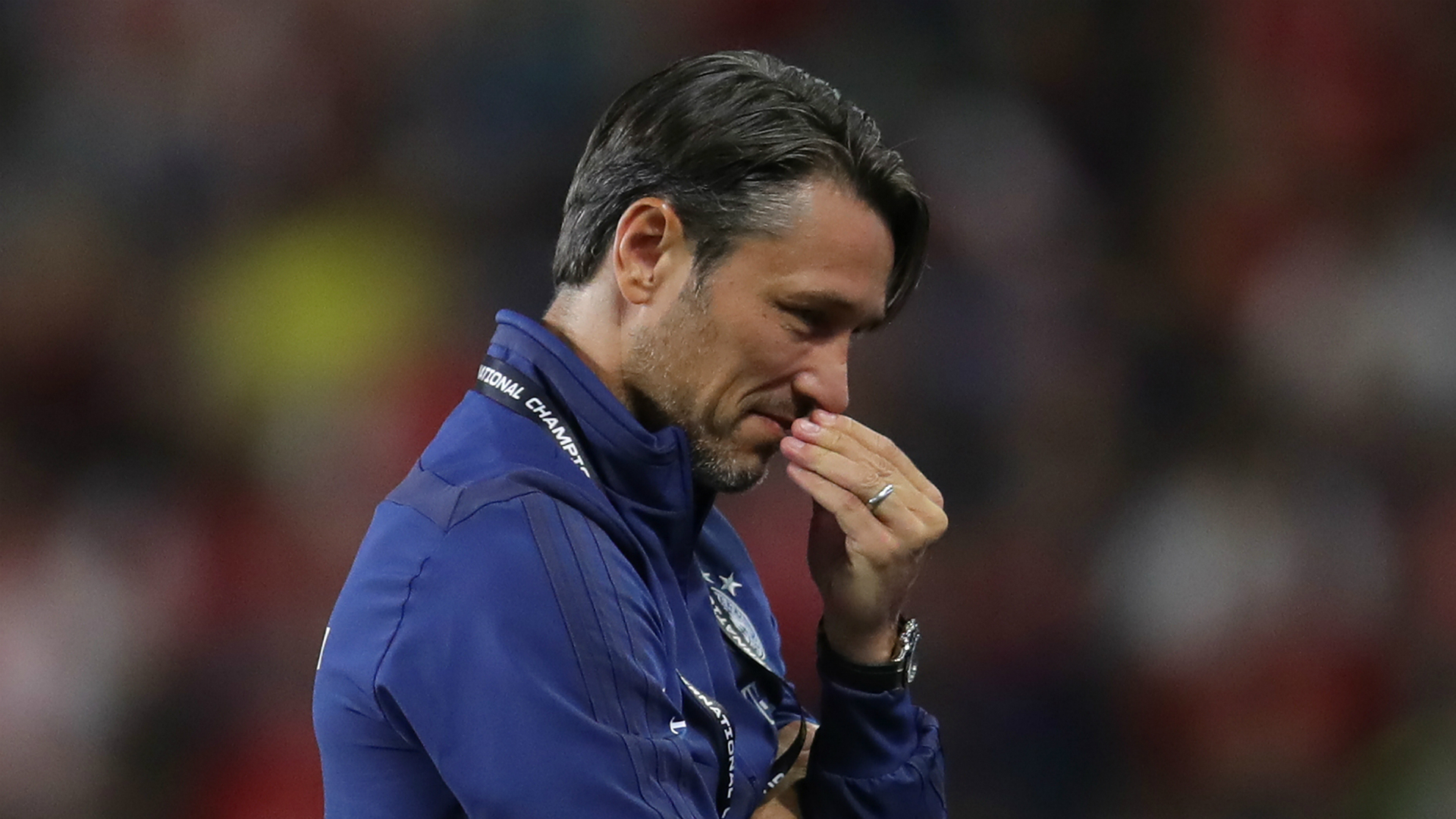 Kovac finds bright side to Bayern's late loss to Arsenal