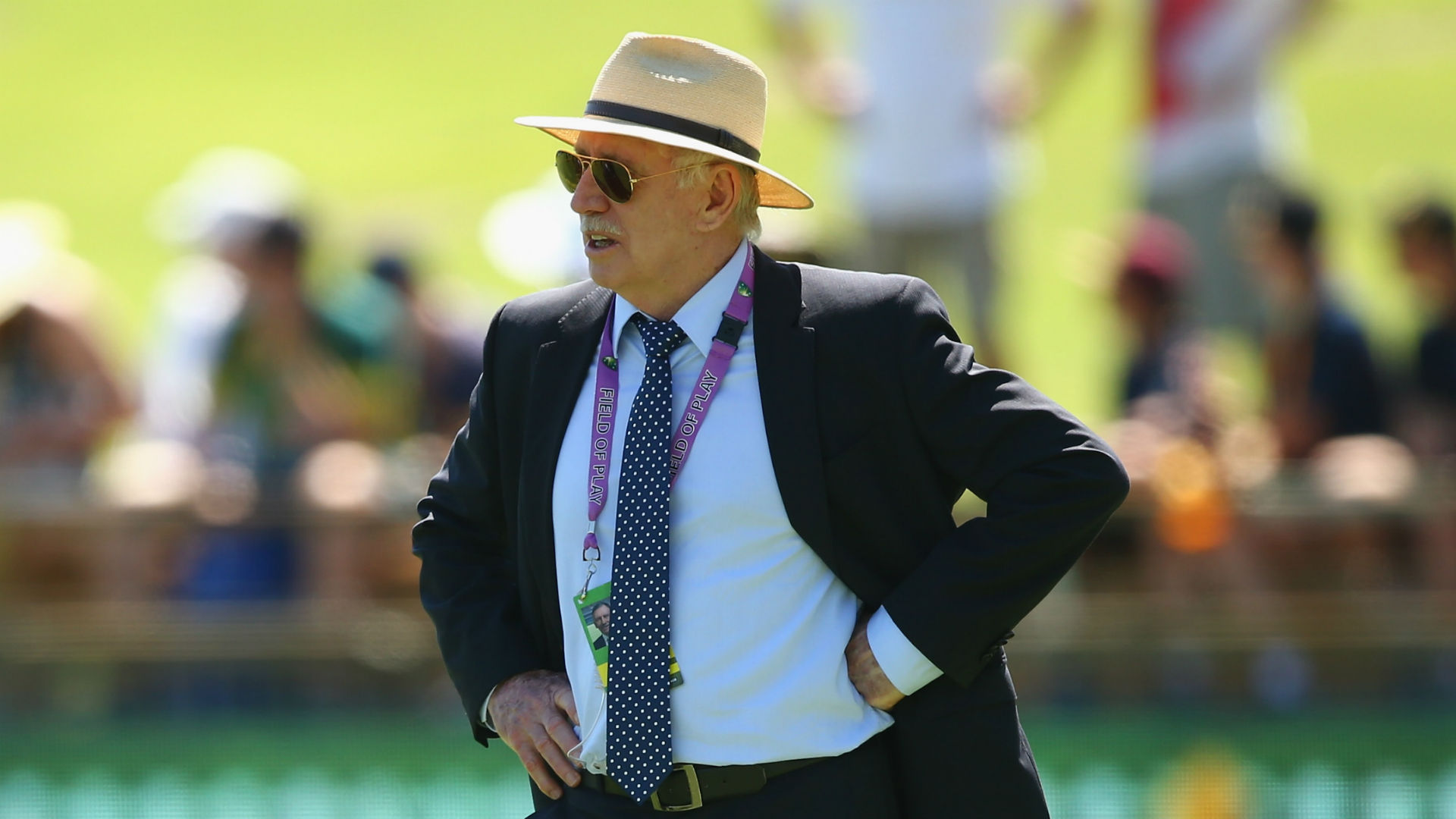 Former Australia captain Ian Chappell reveals skin cancer diagnosis