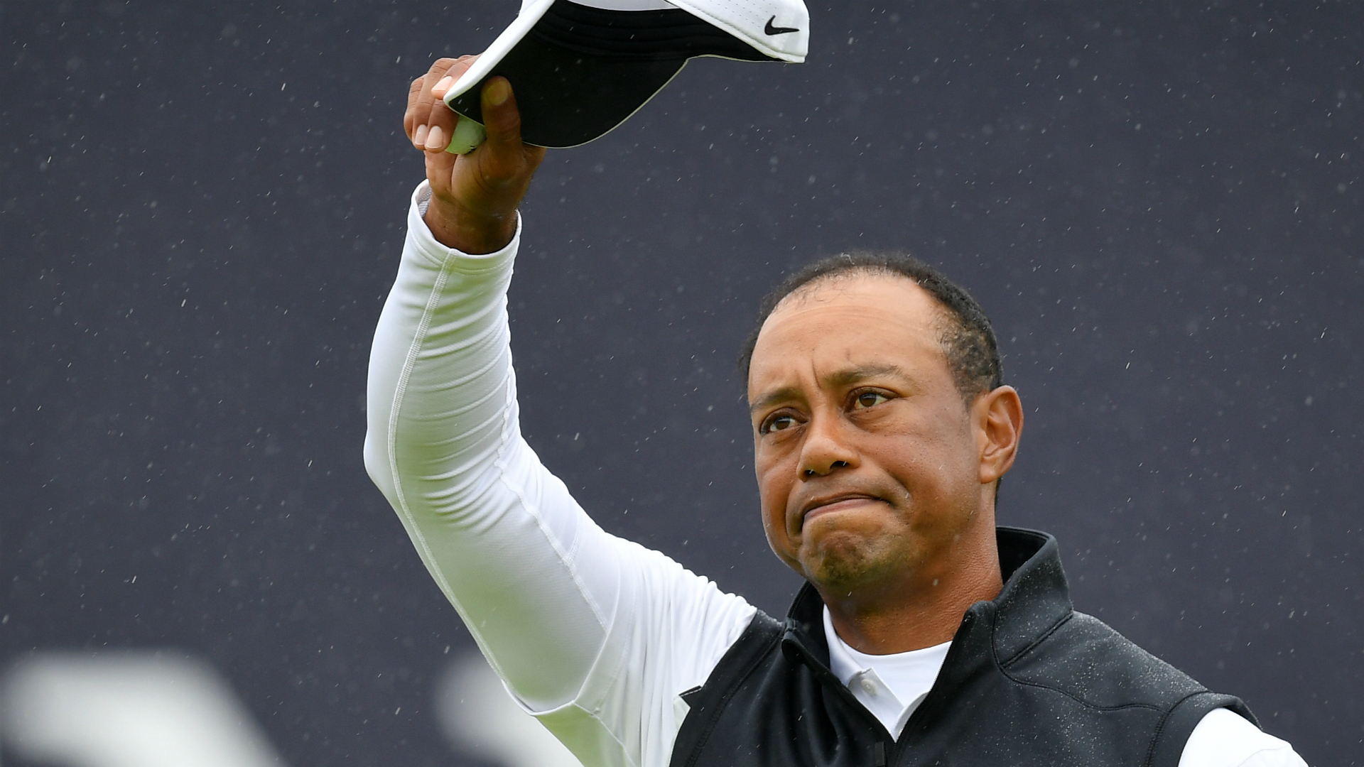 Tiger Woods loves 'stress' of major golf but frustrated by results