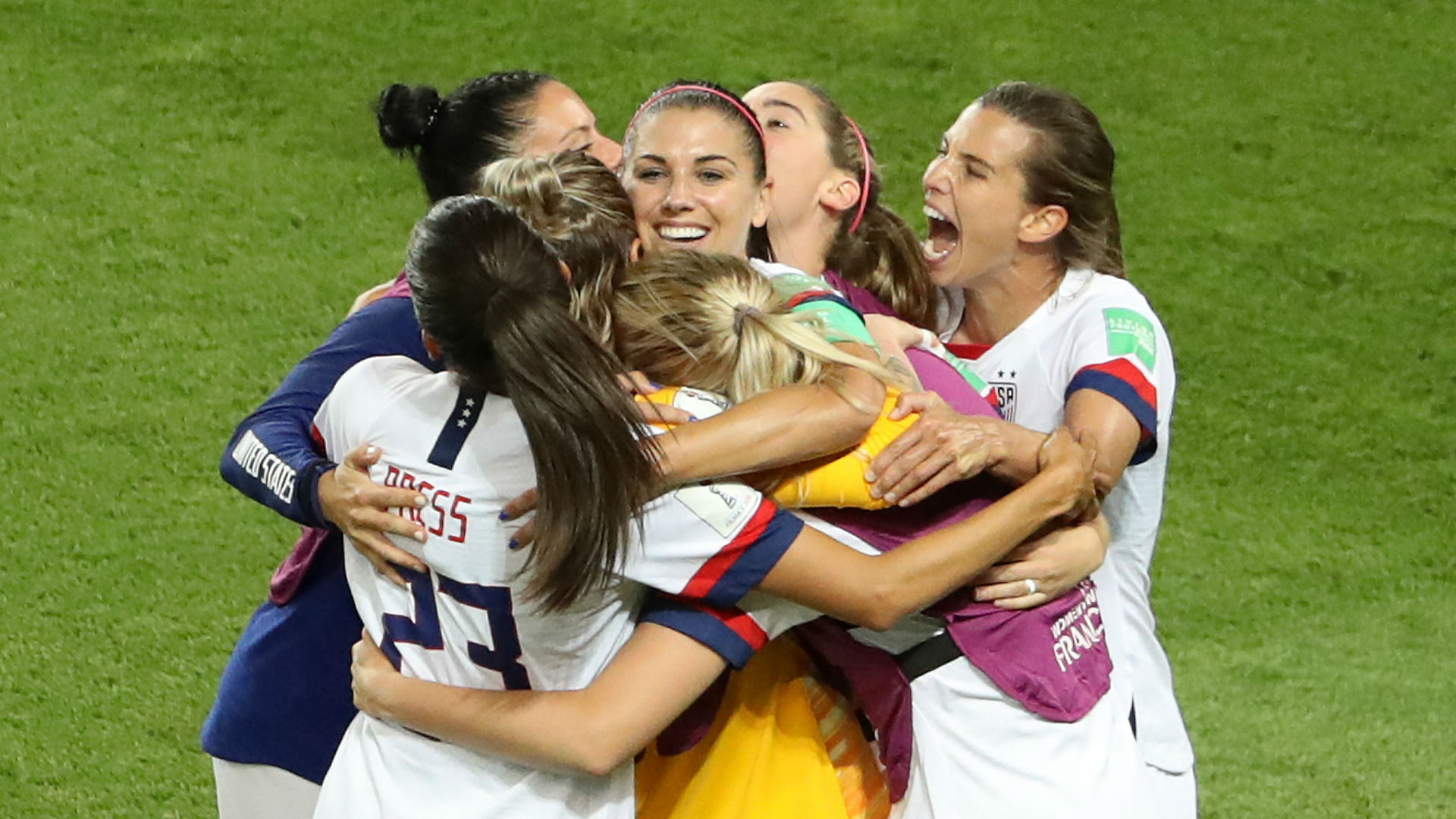 England can remove USA's aura of invincibility with World Cup win - White