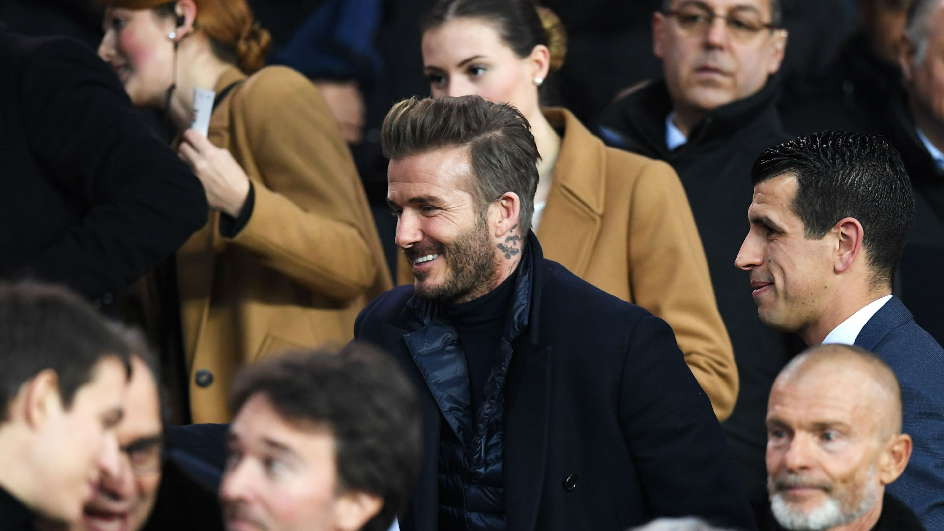 Beckham told me to take Newcastle job, claims Bruce