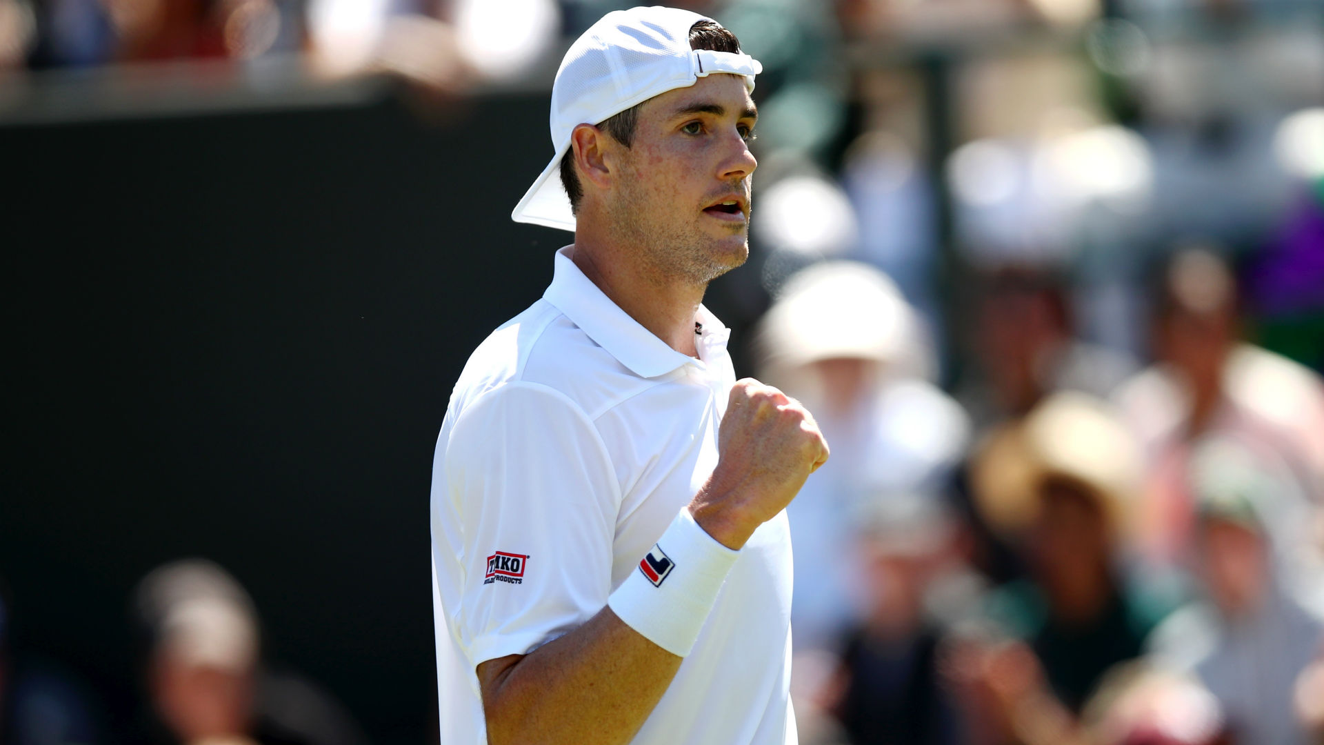 Isner remains on course in Newport, Jarry continues fine form at Swedish Open