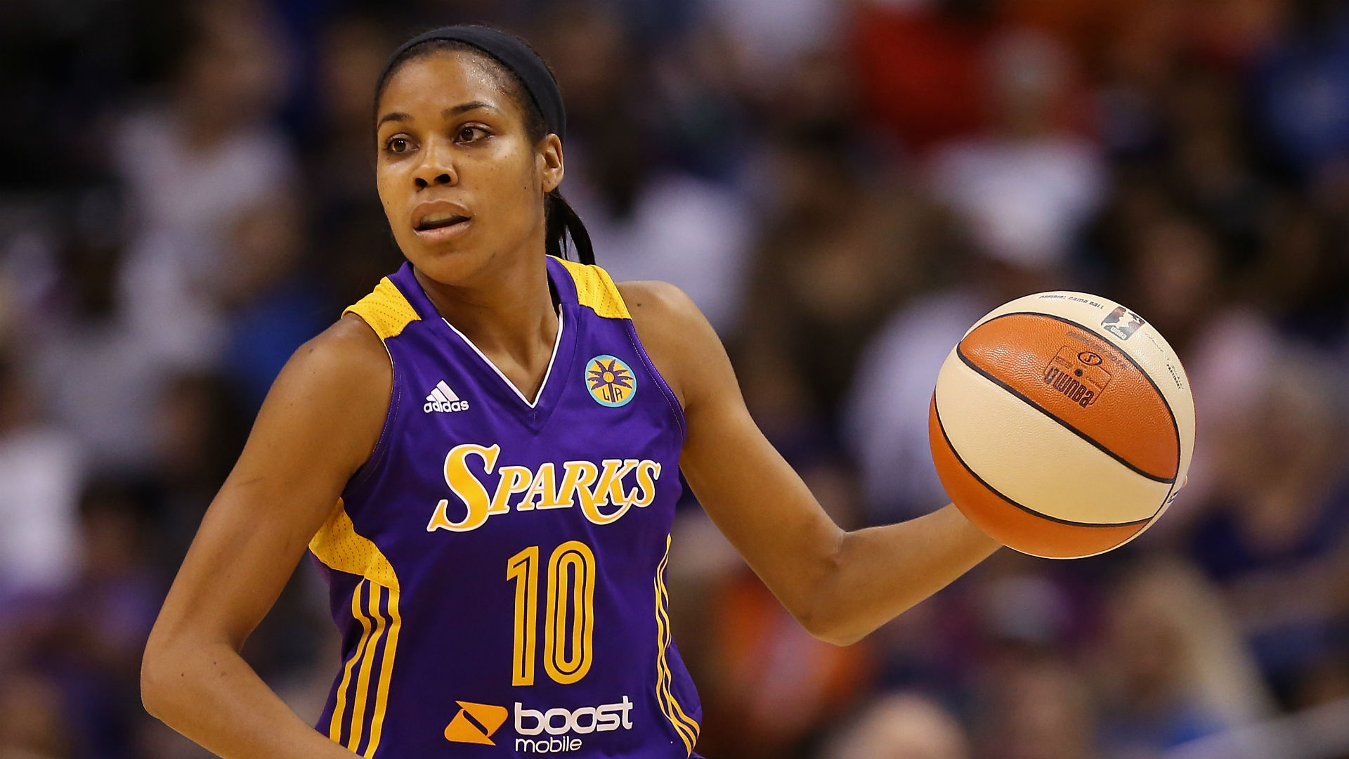 Kings hire former WNBA star Lindsey Harding as assistant coach
