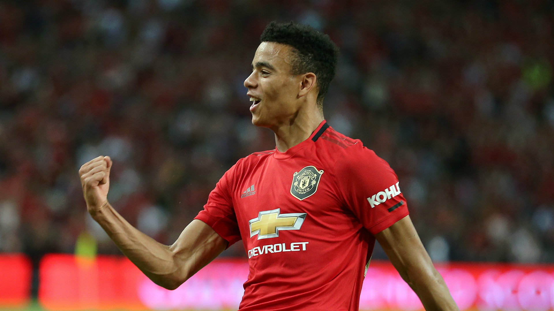 Solskjaer sees shades of Giggs in Greenwood breakthrough at Man United