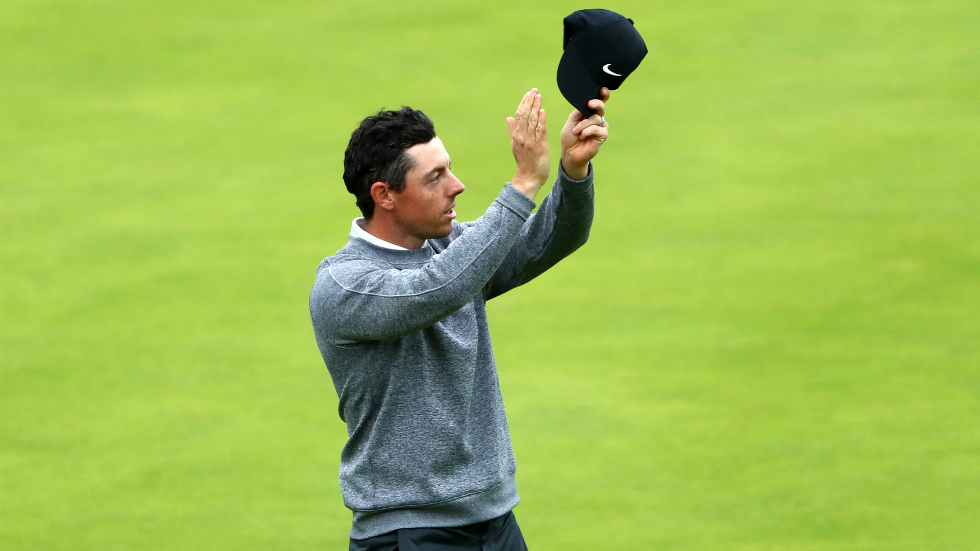 So near, yet so far - A look at Rory McIlroy's stunning effort to make Portrush cut