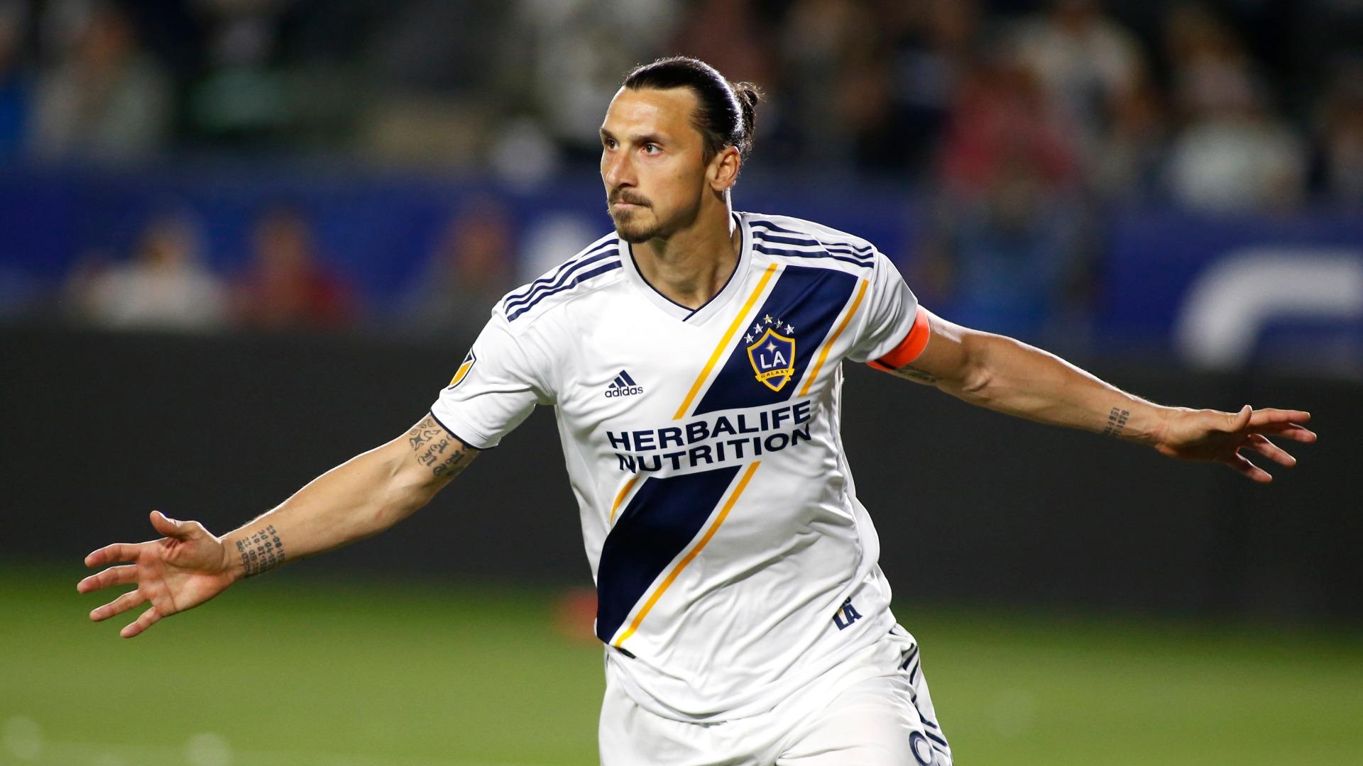 LA Galaxy 3 Los Angeles FC 2: Zlatan dominates LA derby