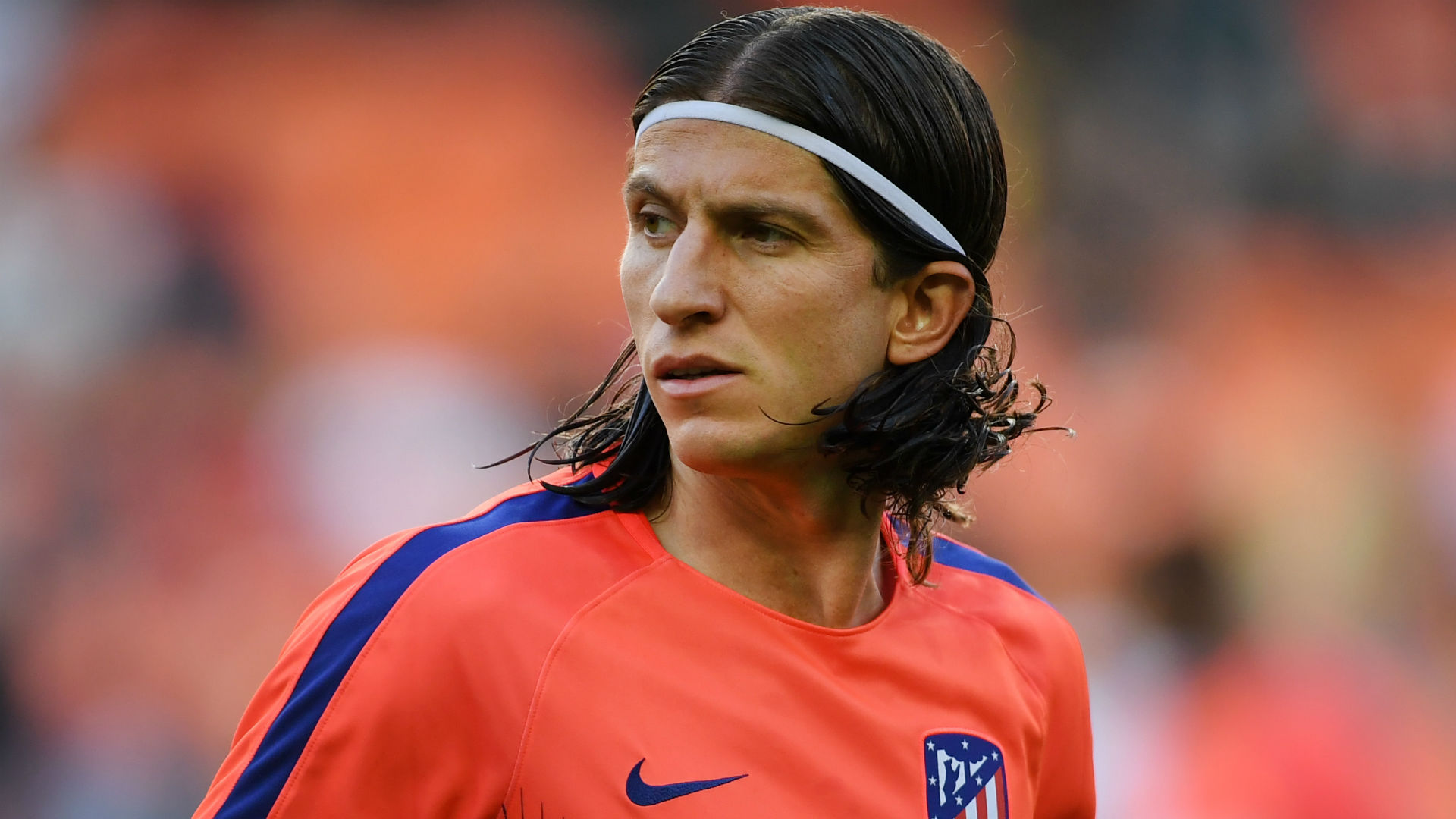 Filipe Luis confirms Atletico exit amid Flamengo interest