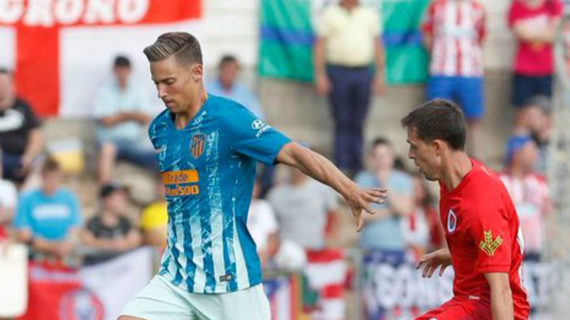 Atletico Madrid lose Joao Felix to injury as post-Griezmann era starts with win at Numancia