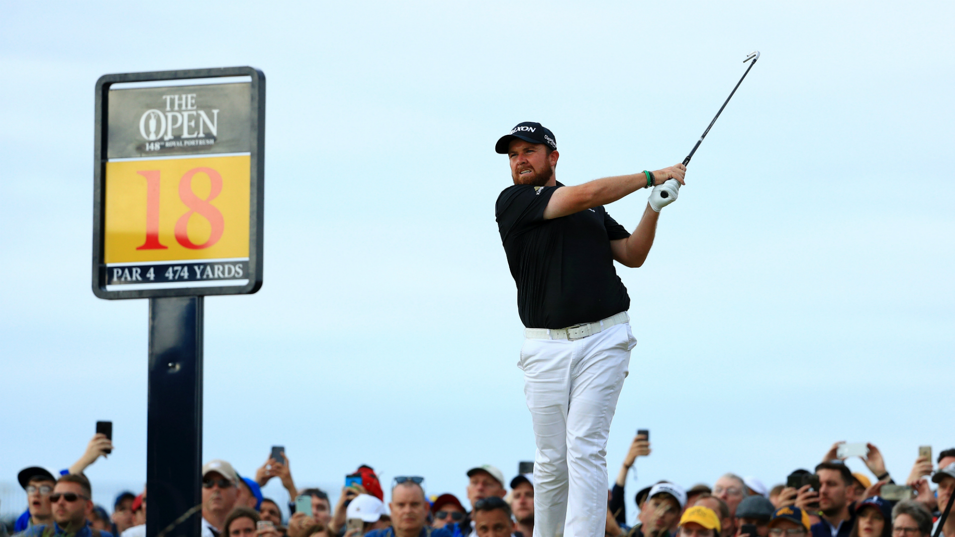 Shane Lowry: I think I'm ready for Open finale