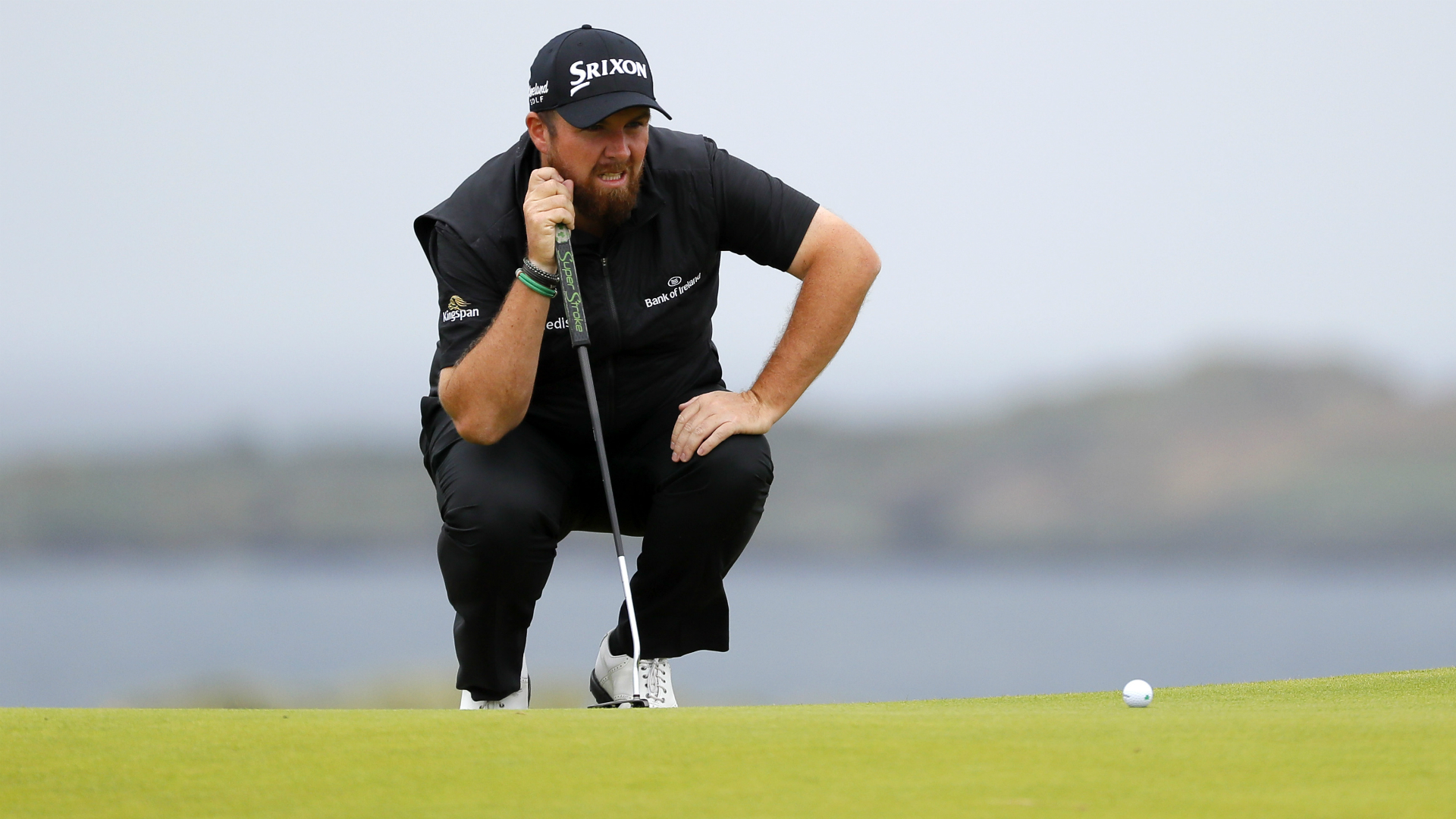 Lowry edges closer to Open glory at Royal Portrush