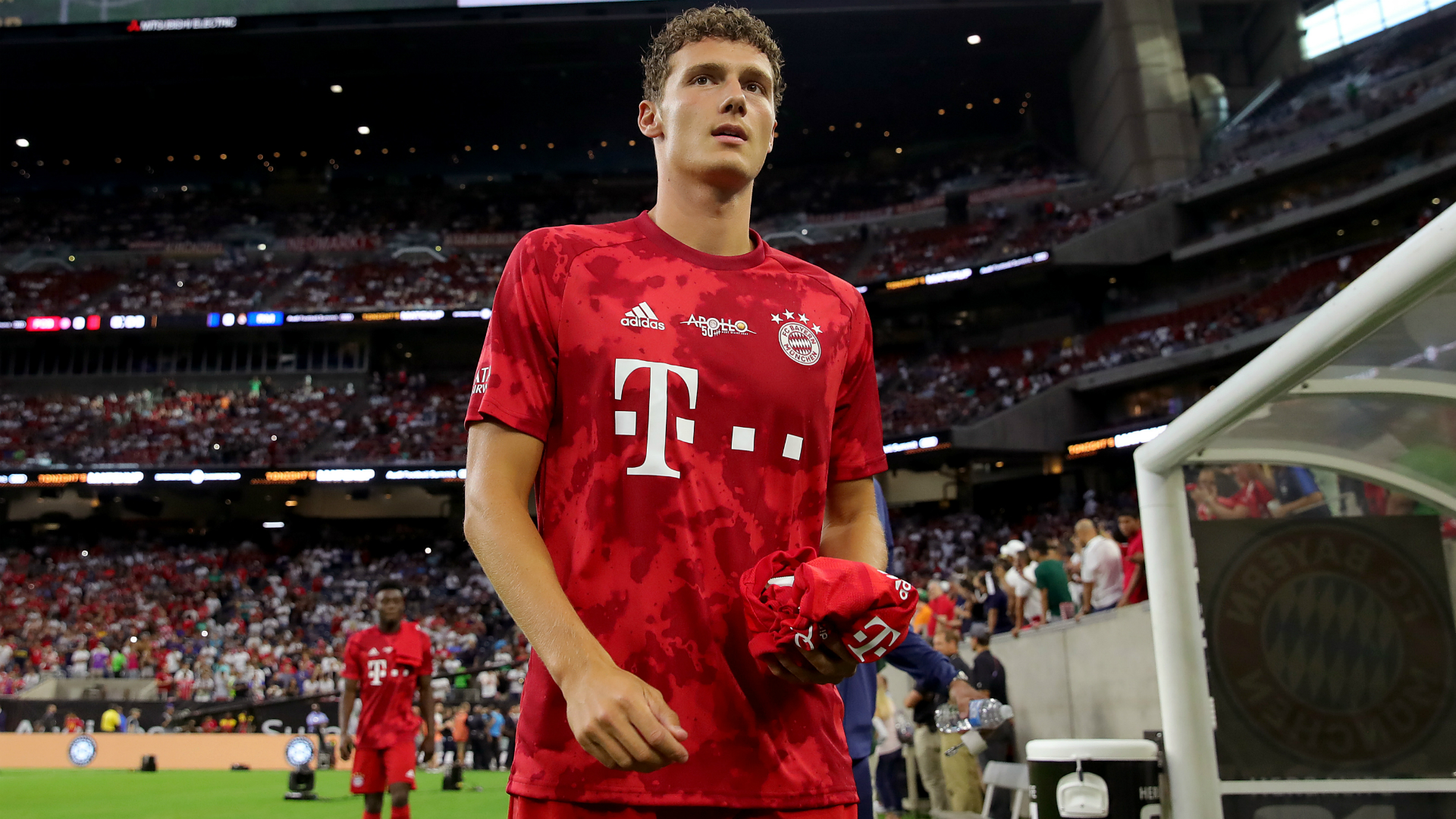 cdf46f46 Pavard expecting big season at Bayern after beating Real Madrid ...