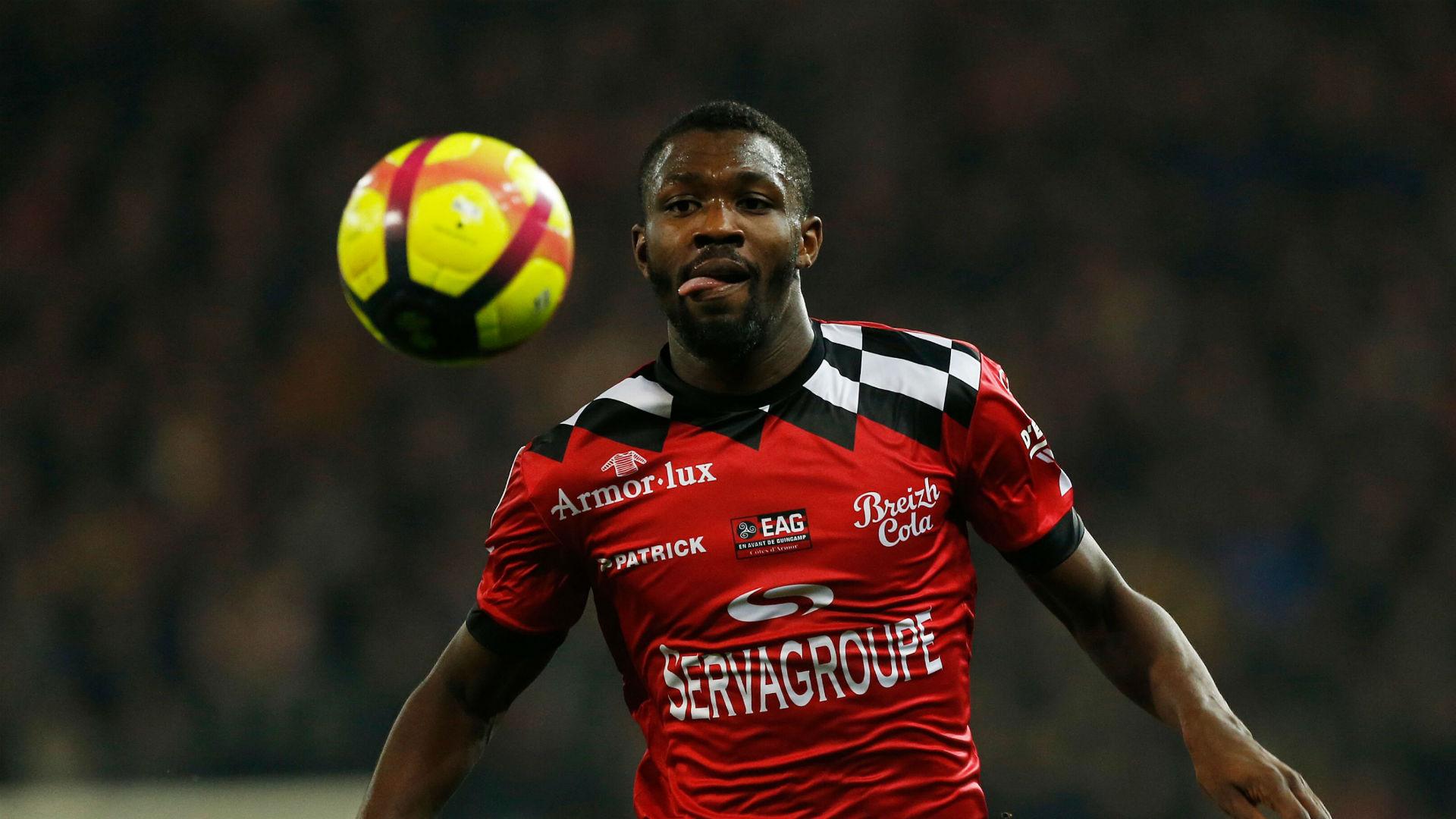 Borussia Monchengladbach sign Marcus Thuram from Guingamp