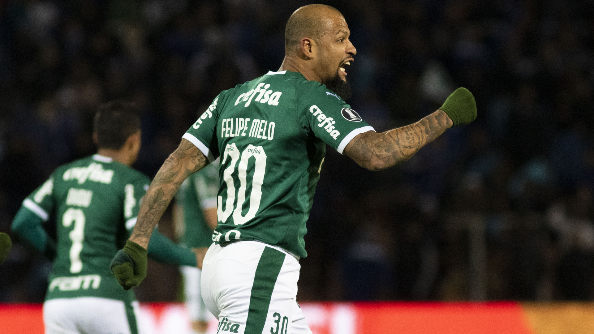 Copa Libertadores Review: Palmeiras fight back for draw, River Plate held