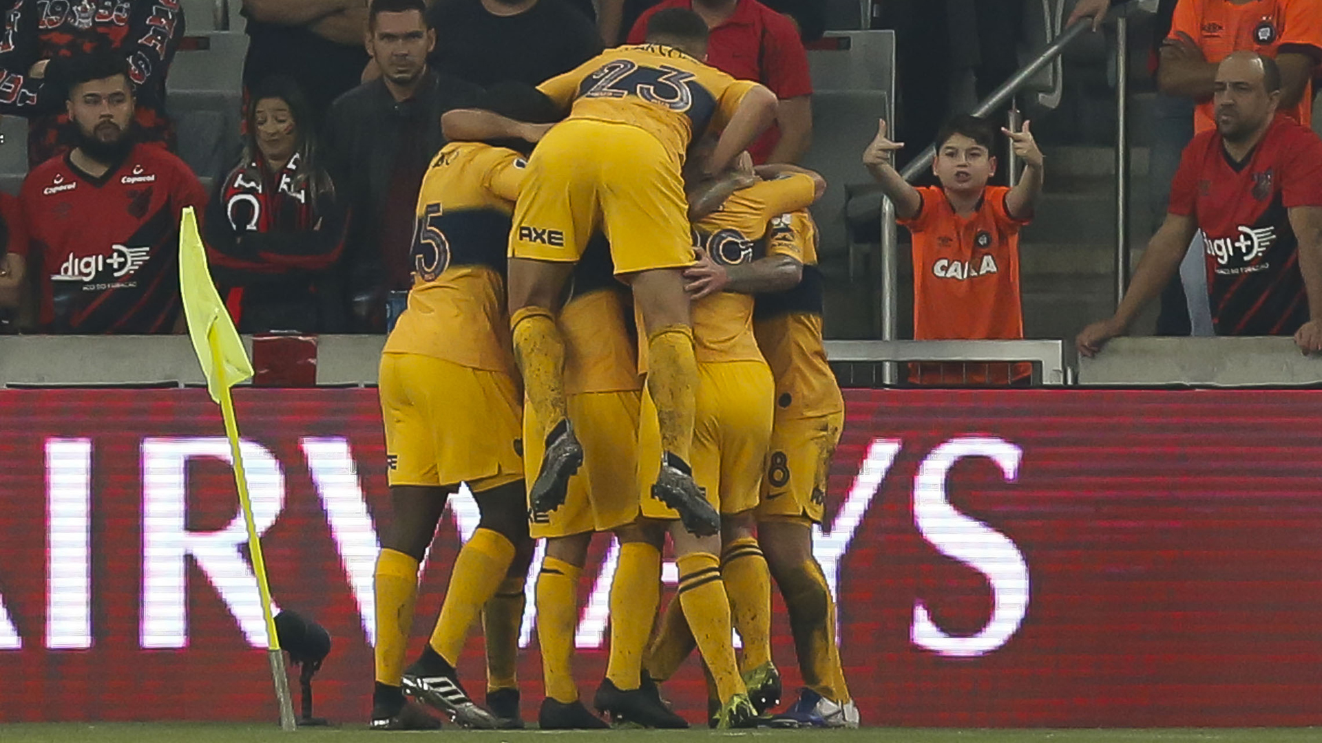 Copa Libertadores Review: Boca Juniors, Internacional claim dramatic away wins