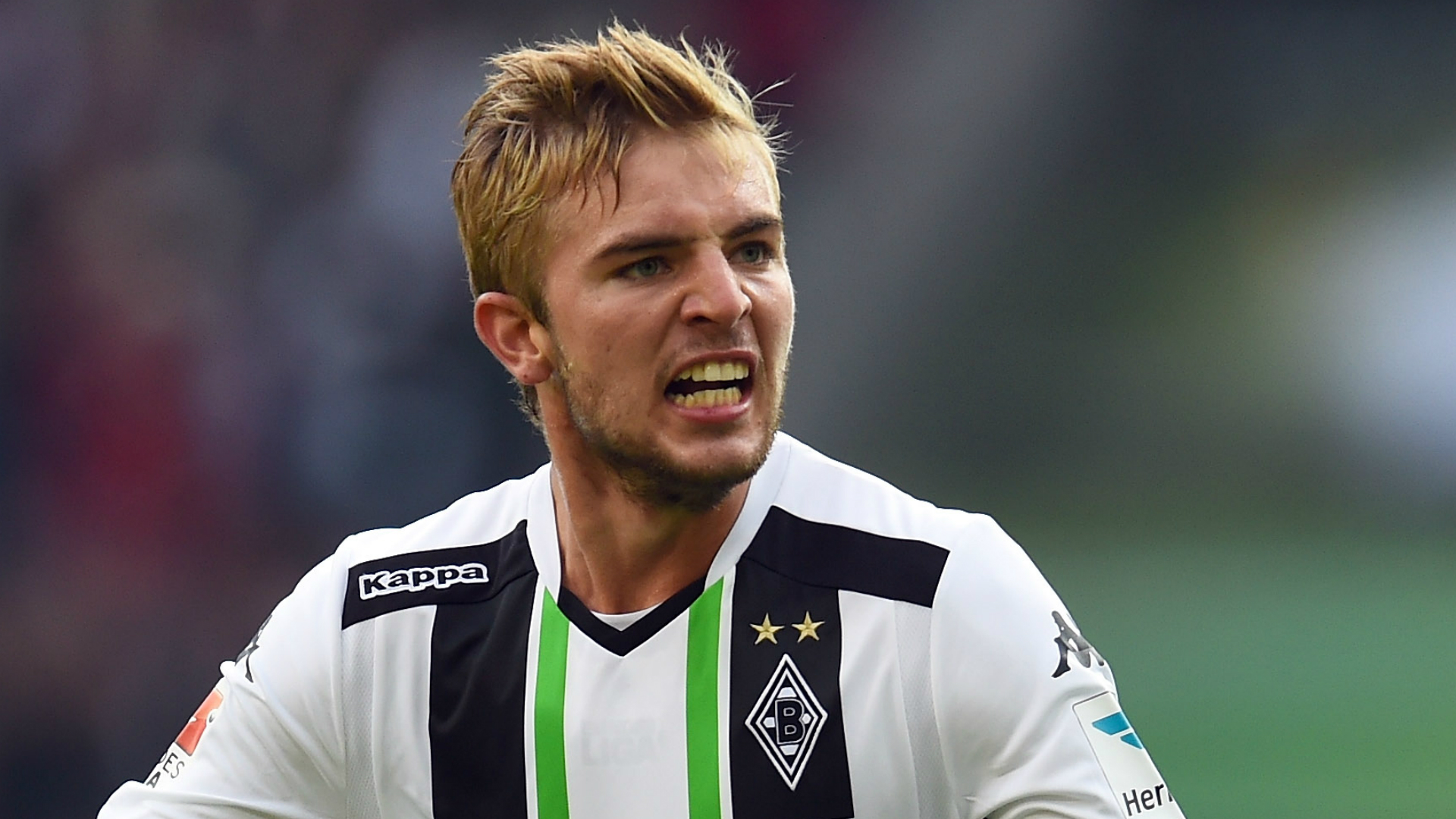 Gladbach's Kramer set for long absence after rupturing ankle ligaments