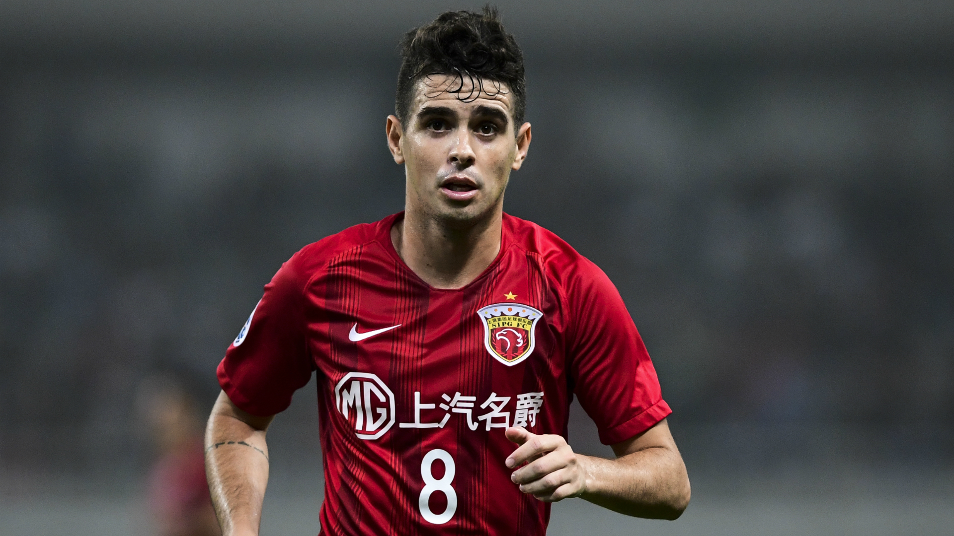 huge discount a8b48 5000c Former Chelsea star Oscar holds talks with Milan clubs ...