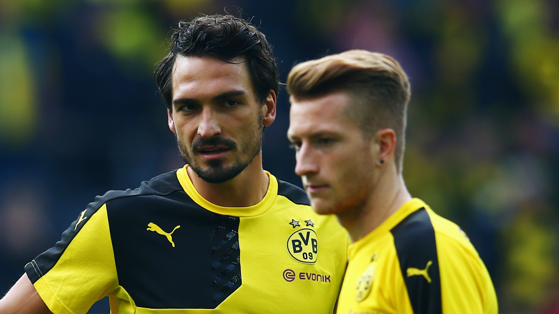 Hummels brings the quality we lacked, says Reus