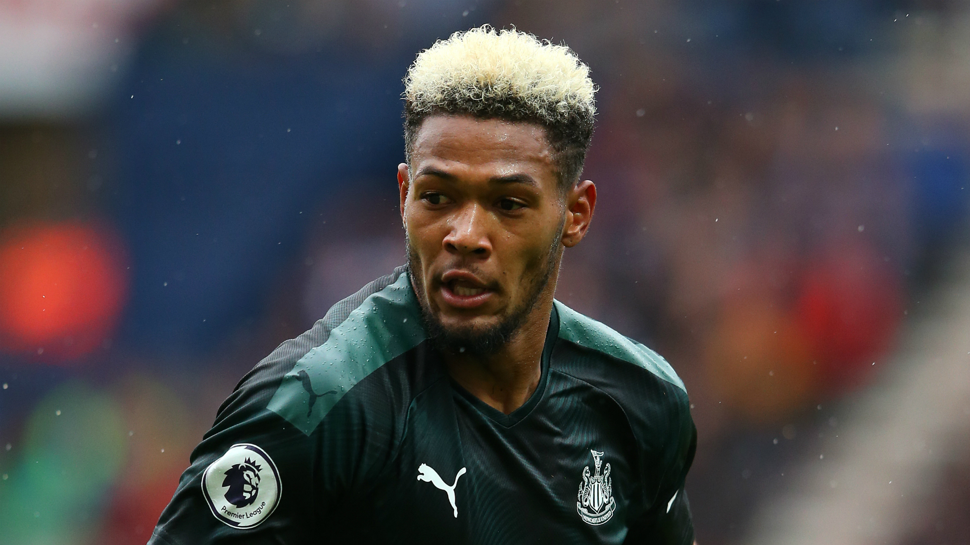 Joelinton 'not a typical Brazilian' but Bruce backs striker to succeed
