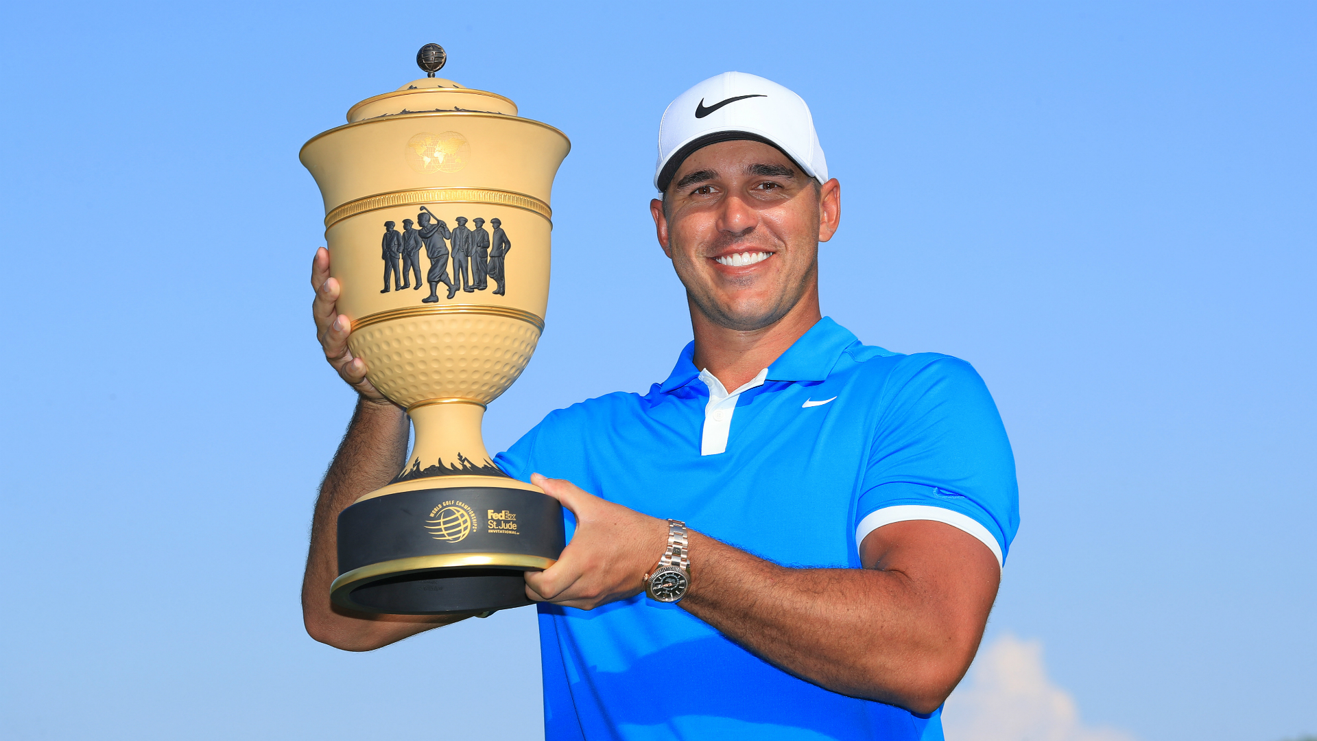 Koepka upstages McIlroy for maiden WGC title in Memphis