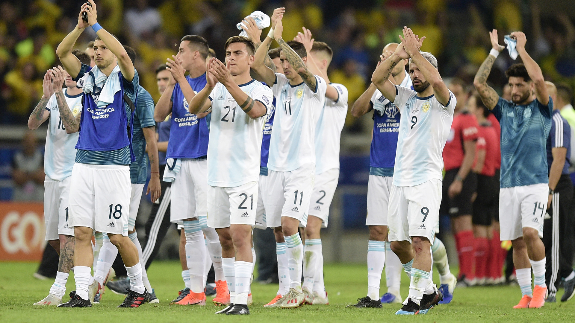 Argentina deserved to make Copa America final – Scaloni