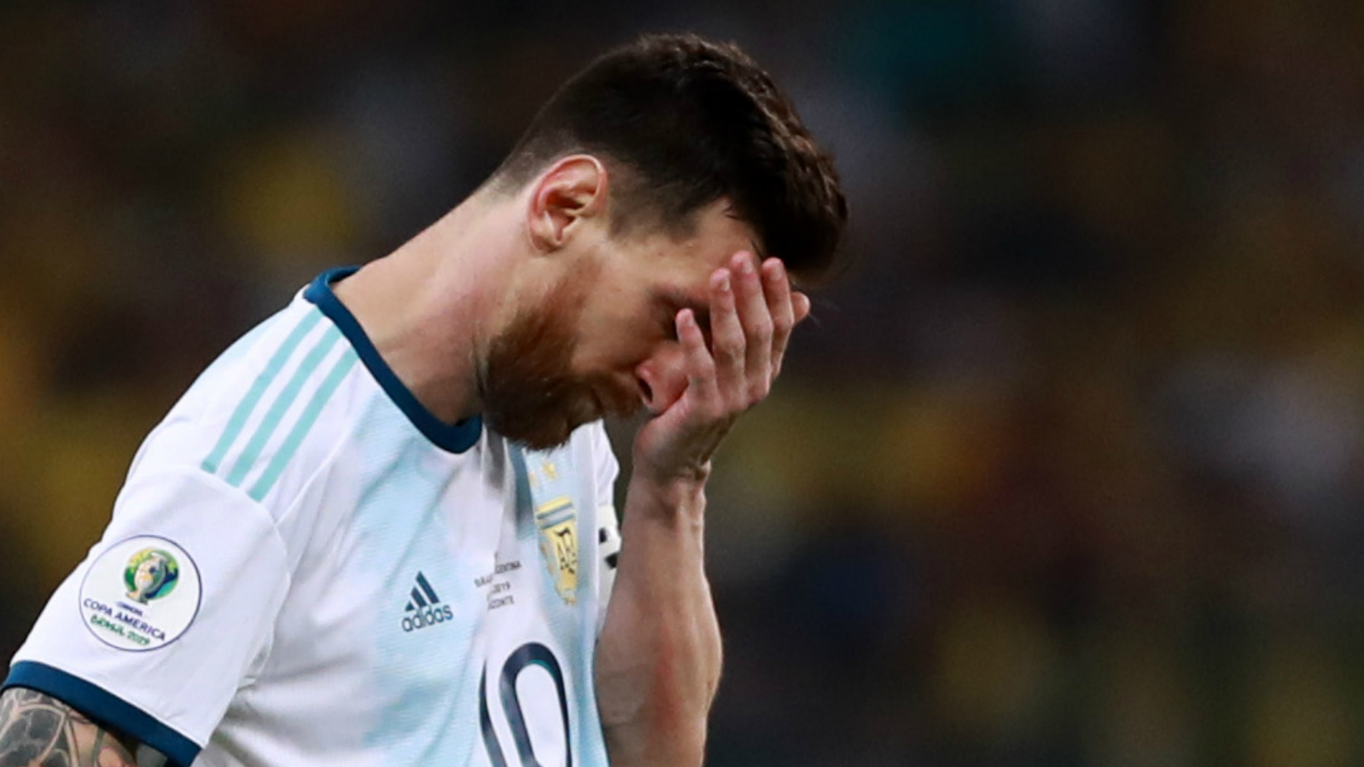 Copa America penalty pain, World Cup final disappointment - Messi's near misses with Argentina