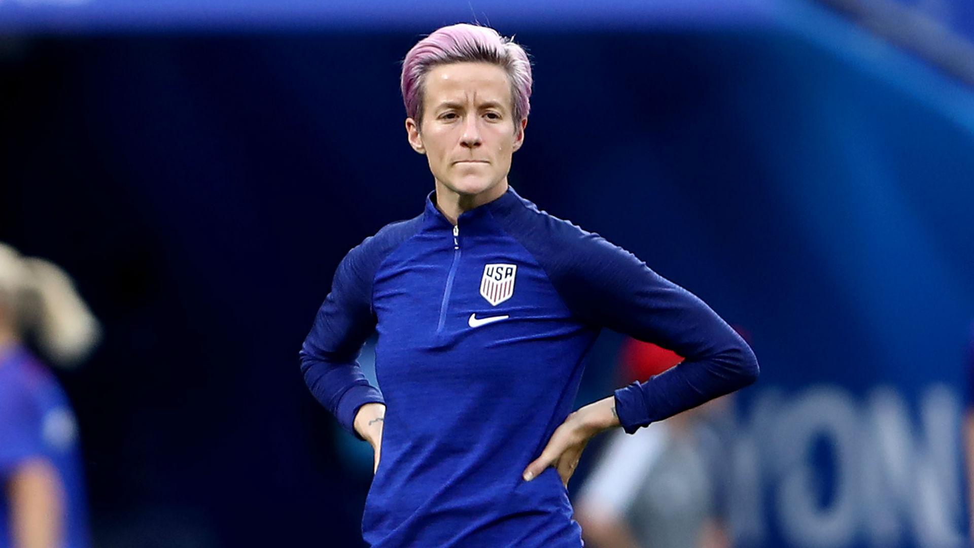 Women's World Cup 2019: Megan Rapinoe could have taken penalty vs. England, Jill Ellis says