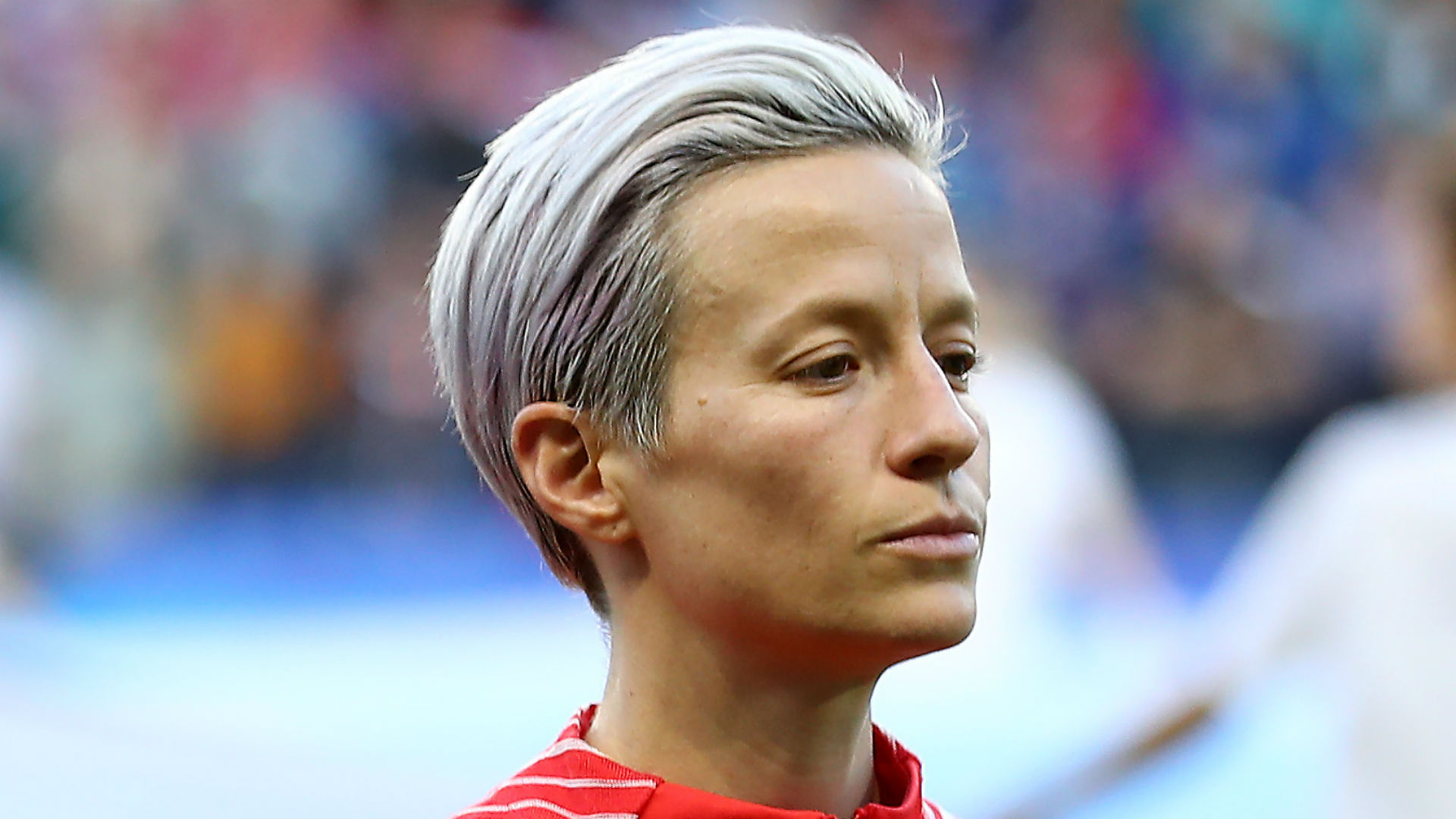 In-form Rapinoe dropped to USA bench, goalkeeper Telford drafted in for England
