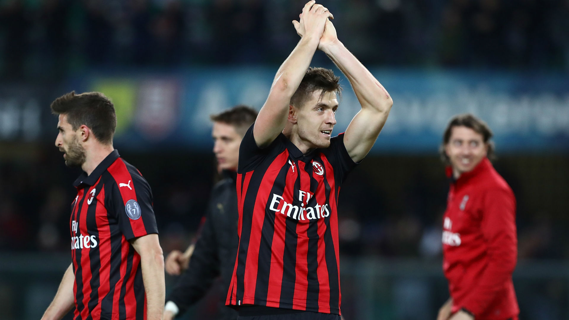 AC Milan's Serie A 2019-20 fixtures in full