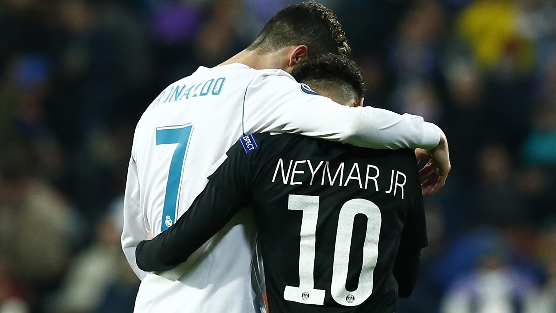 the latest 17262 61e90 Ronaldo: I think Neymar will stay at PSG | FOOTBALL News ...