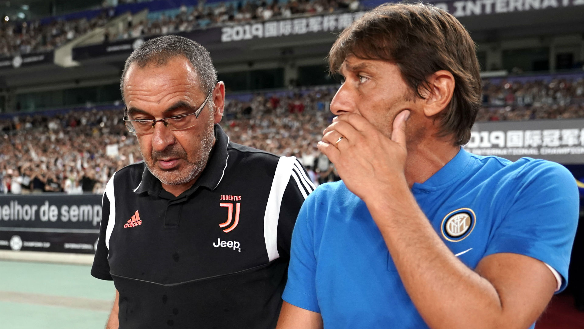 Serie A 2019-20 fixtures: Conte begins with Lecce, Sarri's Juve start at Parma