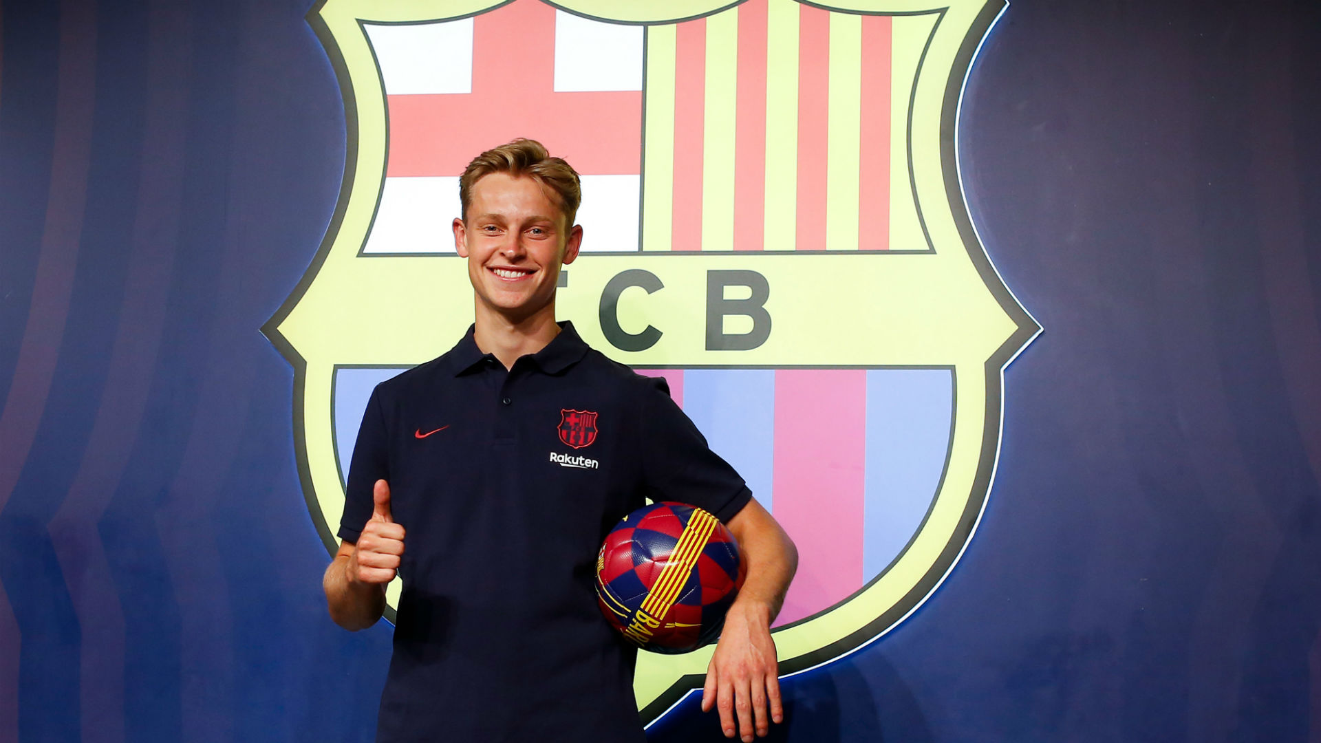 Now my idol is my team-mate – De Jong pinching himself at Messi link-up