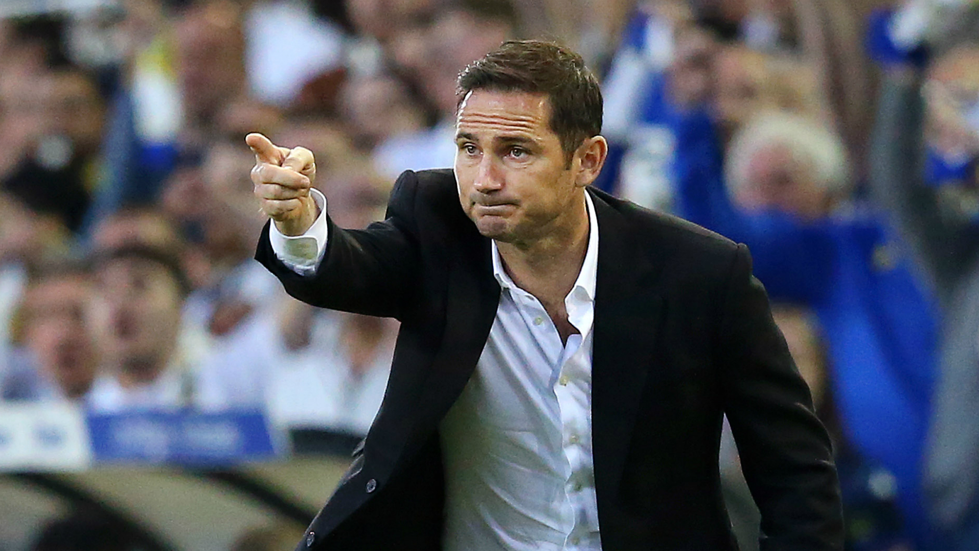Lampard not building 'old boys' club' at Chelsea as Zola departs