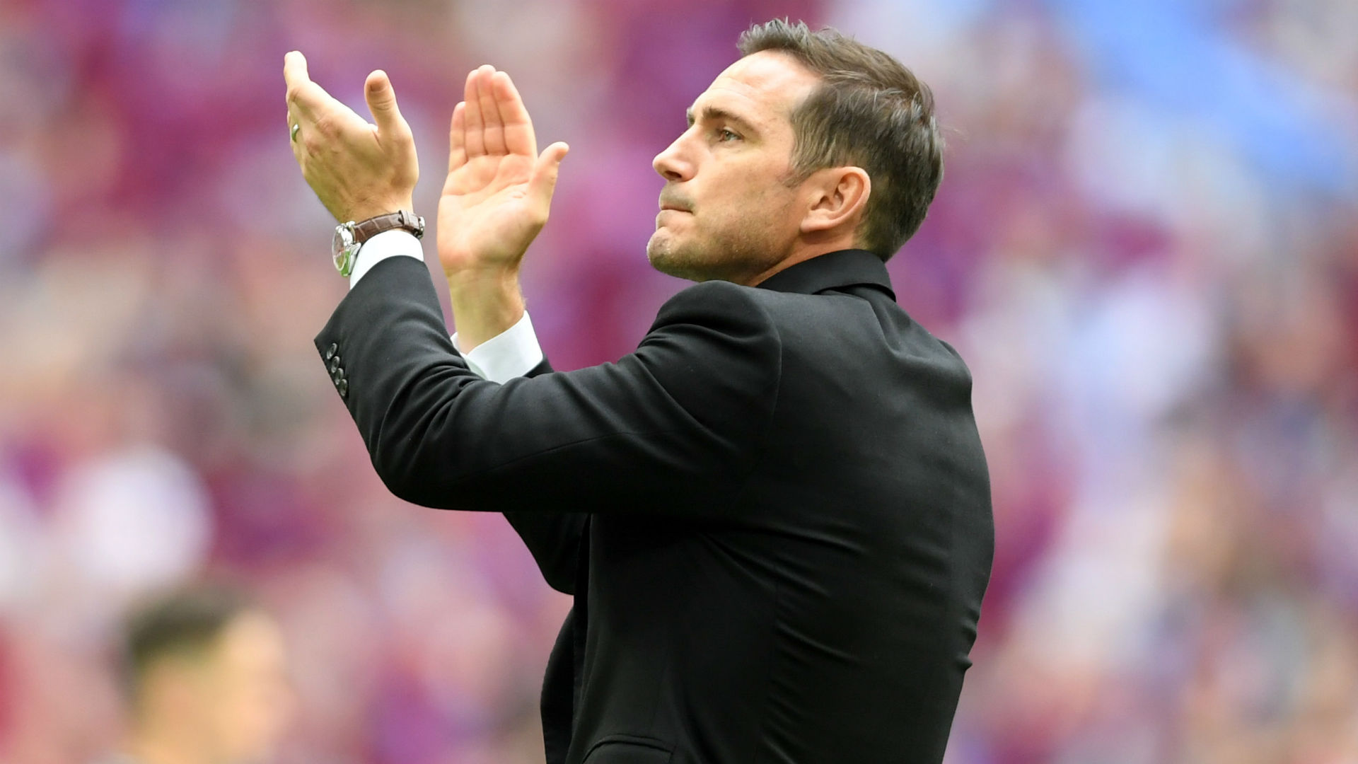 Lampard not banning ketchup but demands to see fruits of Chelsea players' labour