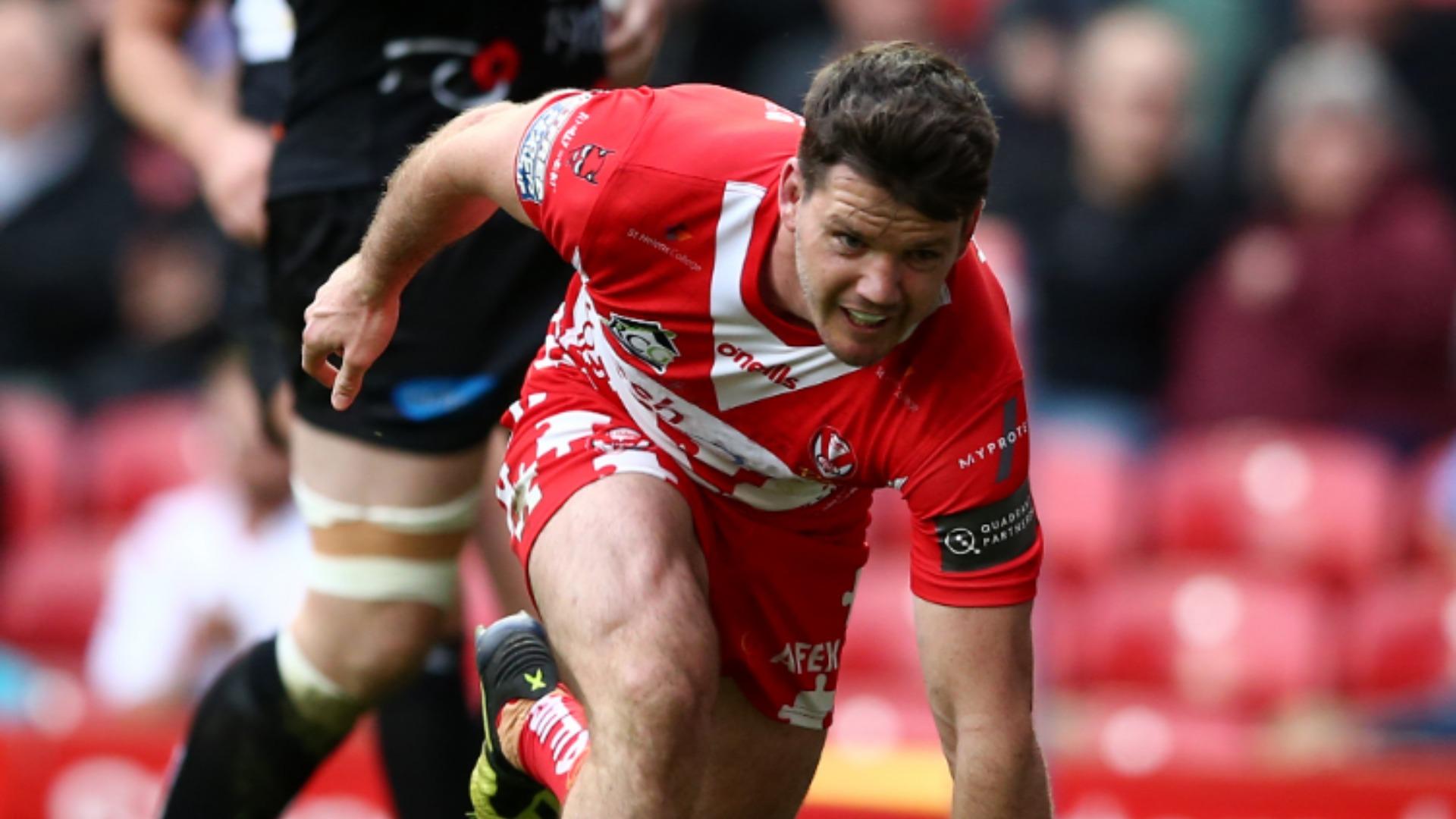 Rhinos climb table, St Helens win big