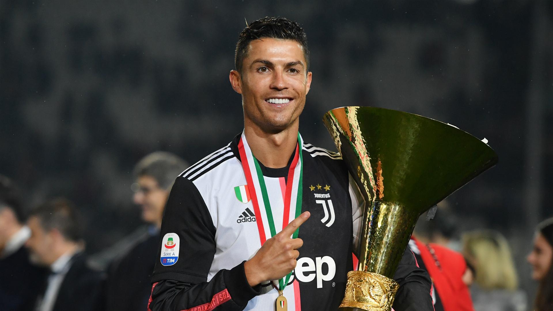 Ronaldo targets more silverware in second Juventus season