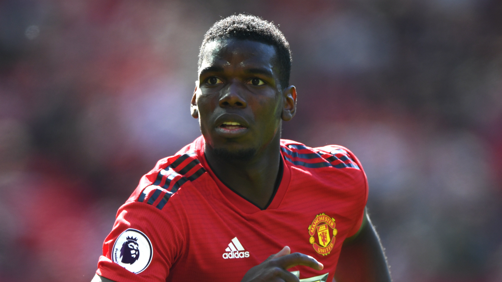 Pogba named in Man United squad for pre-season tour