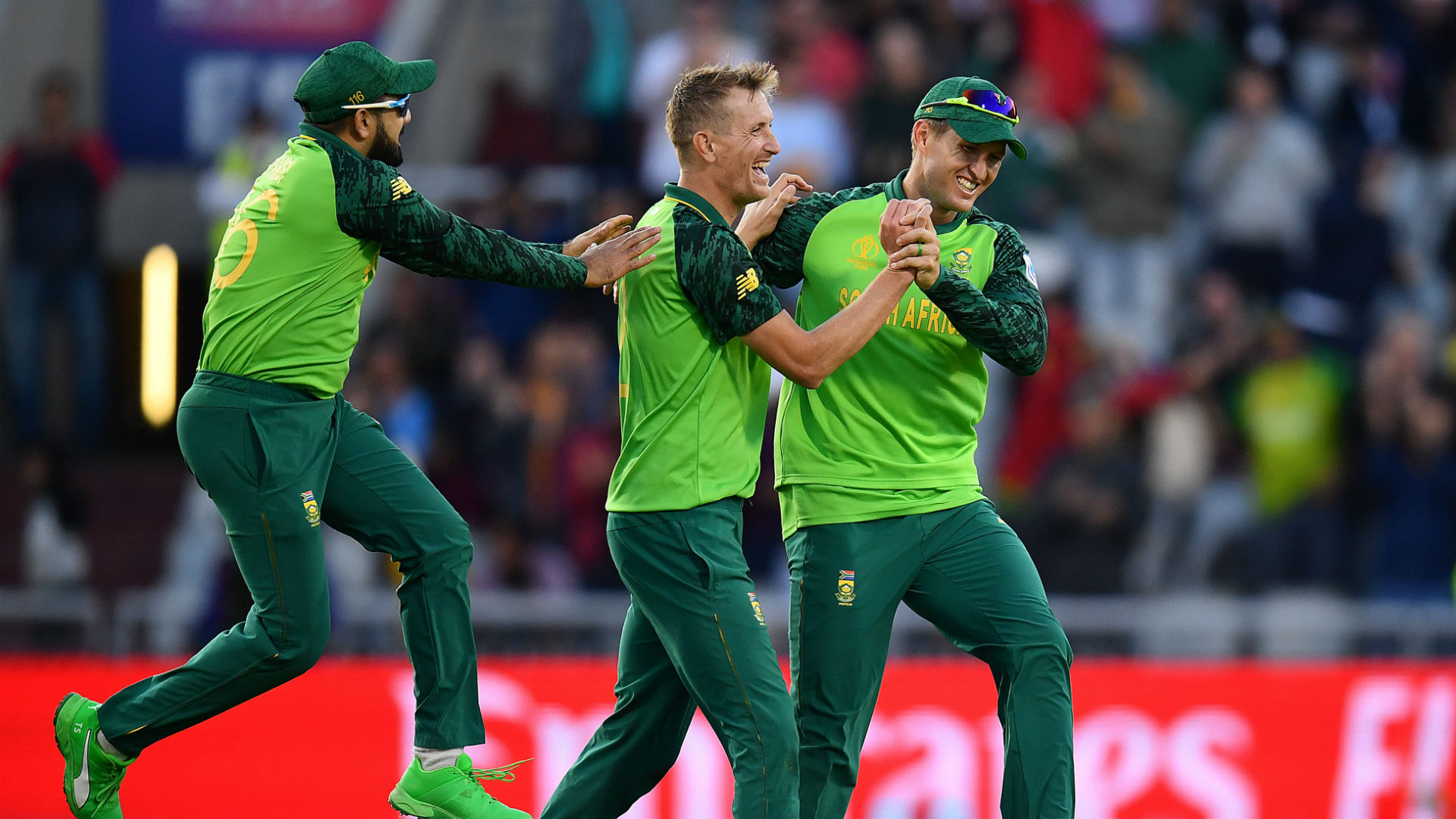 Fired-up Proteas land parting blow on wounded Australia