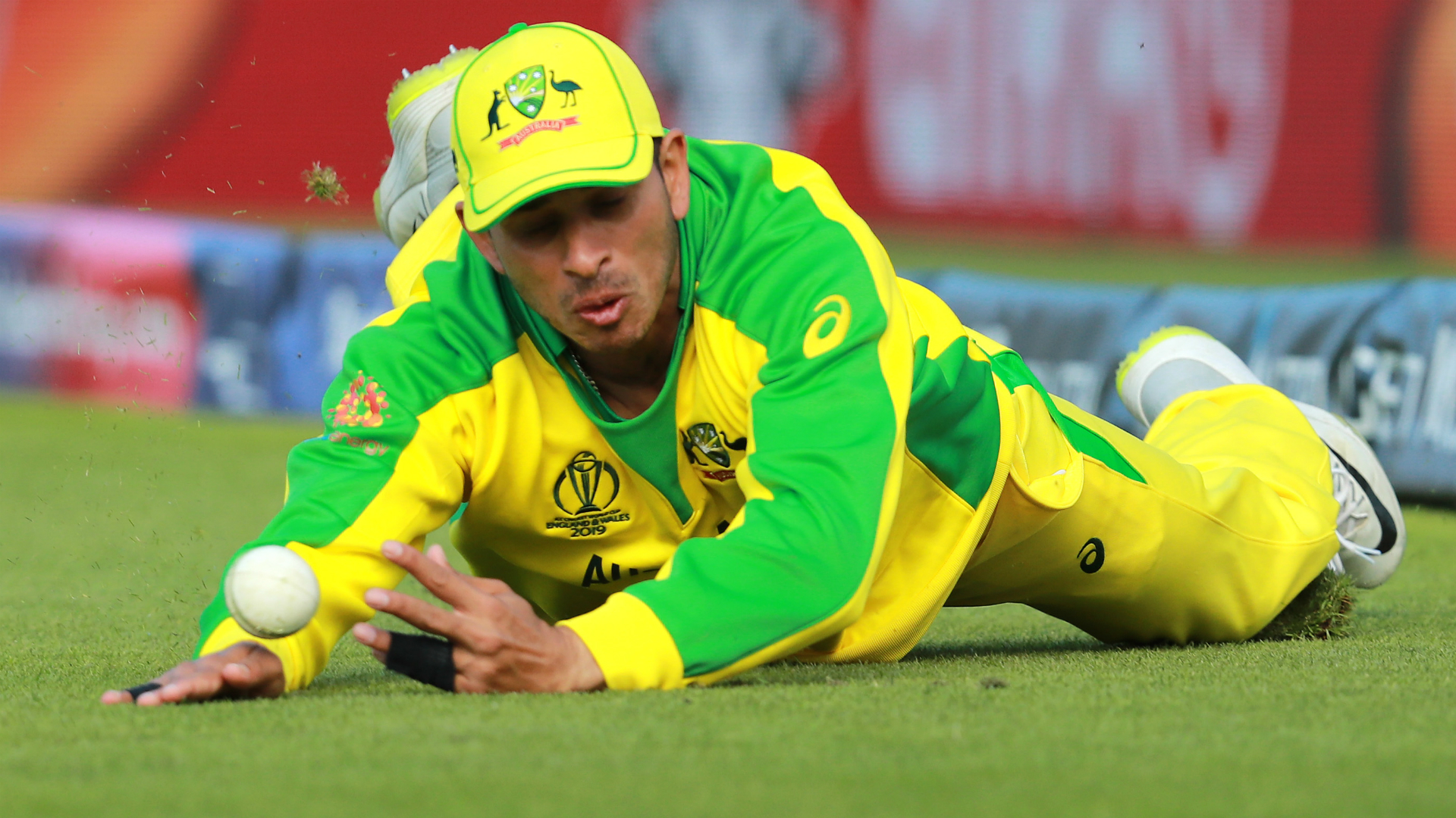 Khawaja out of Cricket World Cup, Stoinis a doubt for semi-final