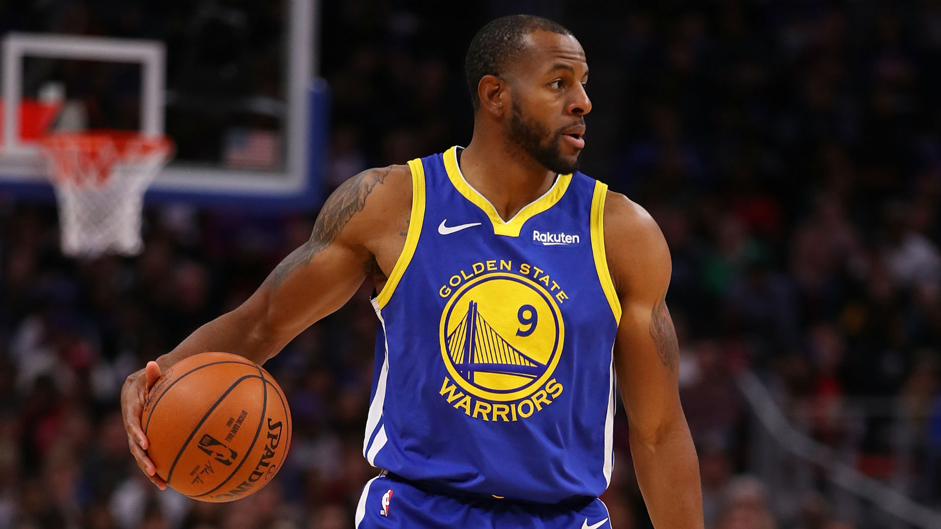 NBA trade news: Warriors deal Andre Iguodala to Grizzlies, say they