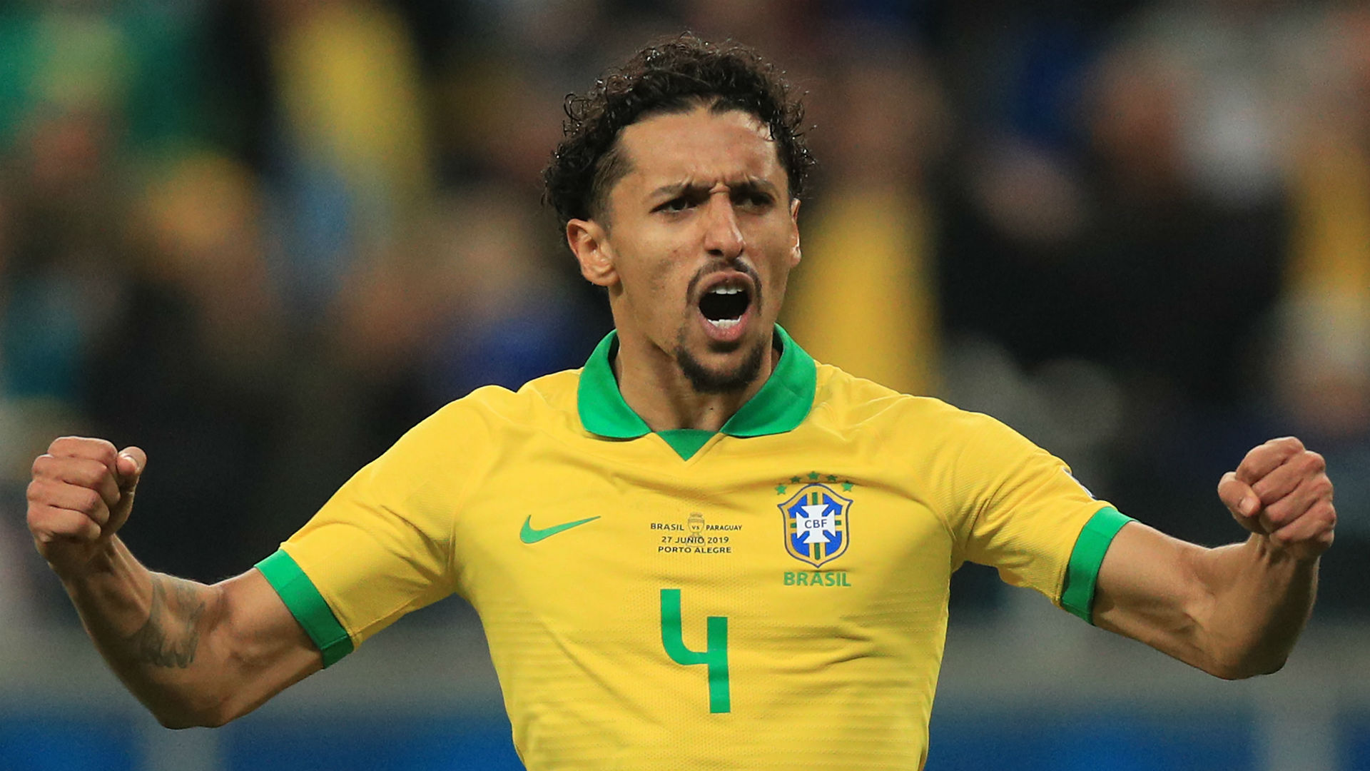 Brazil and Peru unchanged for Copa America final showdown